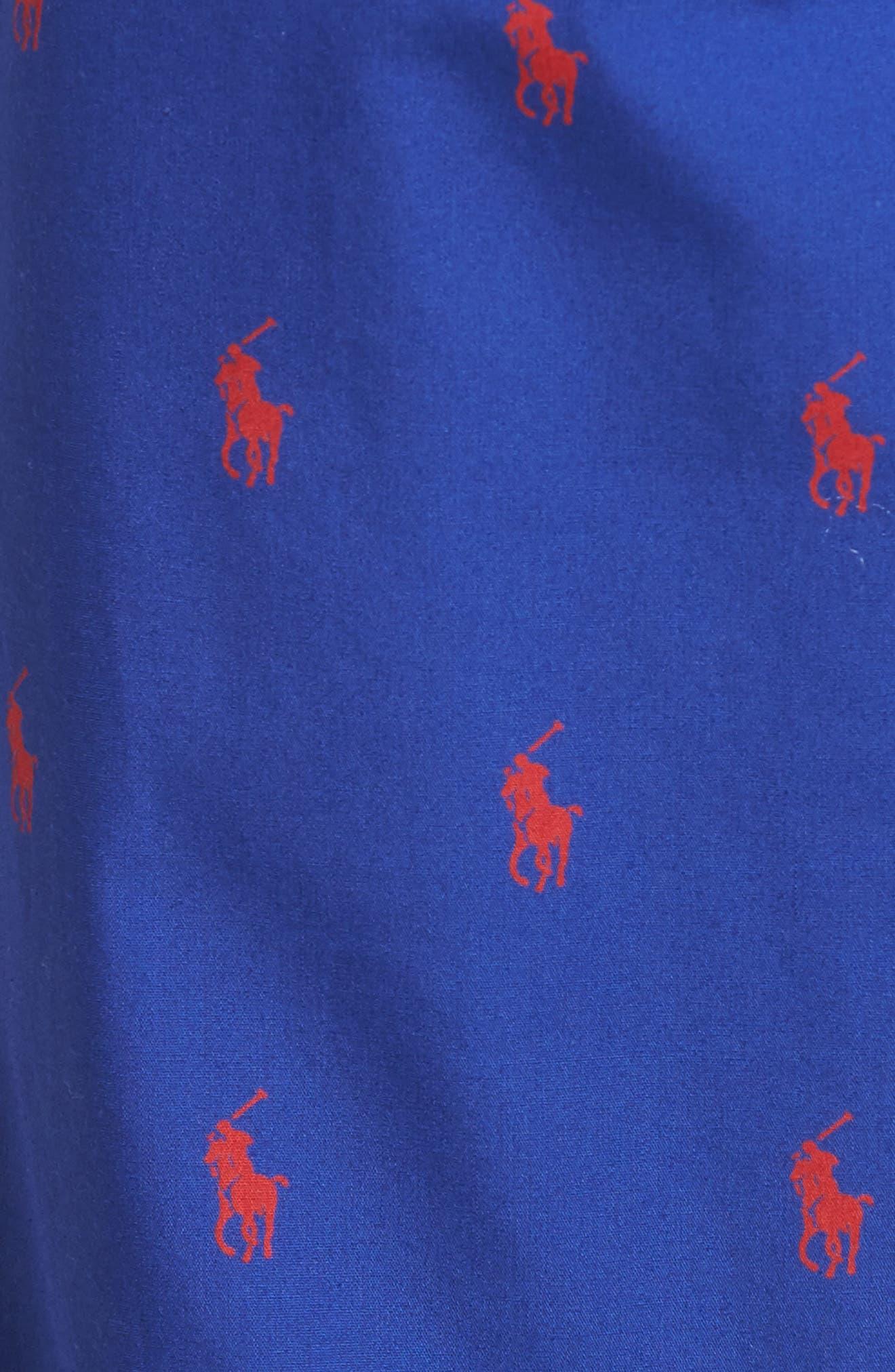 Cotton Lounge Pants,                             Alternate thumbnail 58, color,