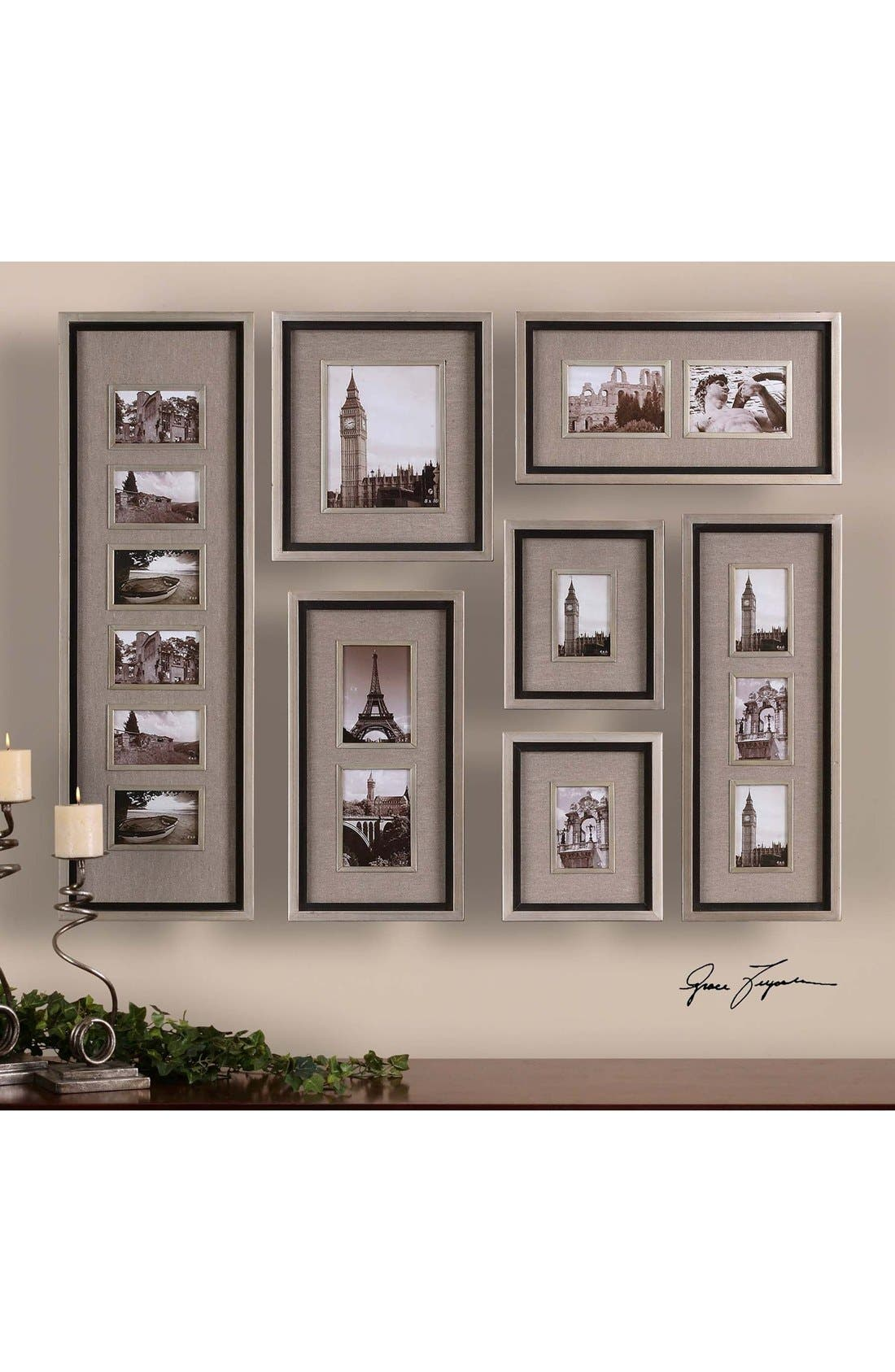Massena Set of 7 Picture Frames,                             Alternate thumbnail 2, color,                             020