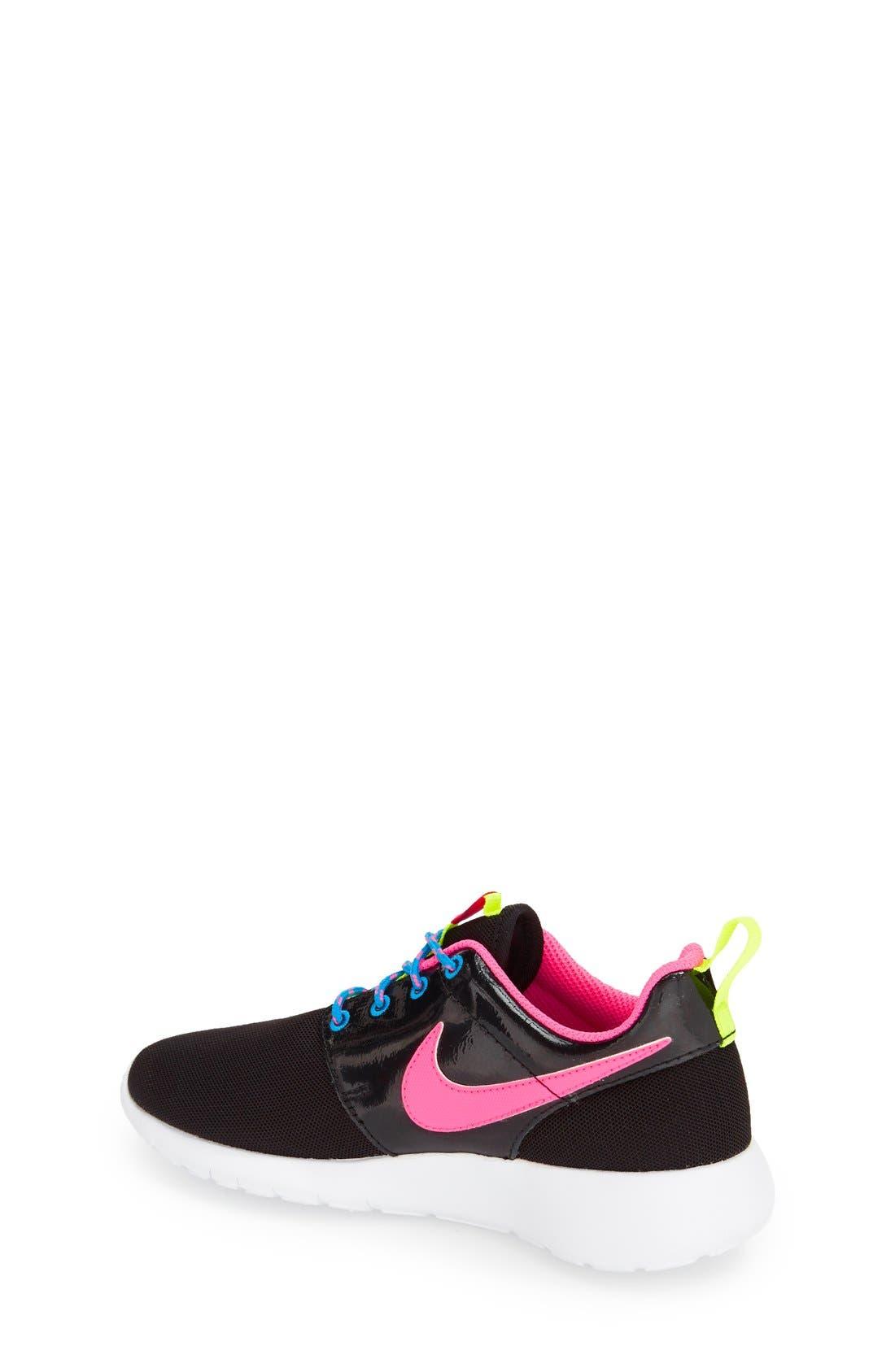 'Roshe Run' Athletic Shoe,                             Alternate thumbnail 75, color,