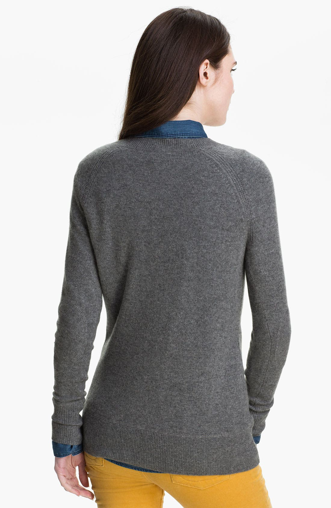 Cashmere Sweater,                             Alternate thumbnail 2, color,                             020