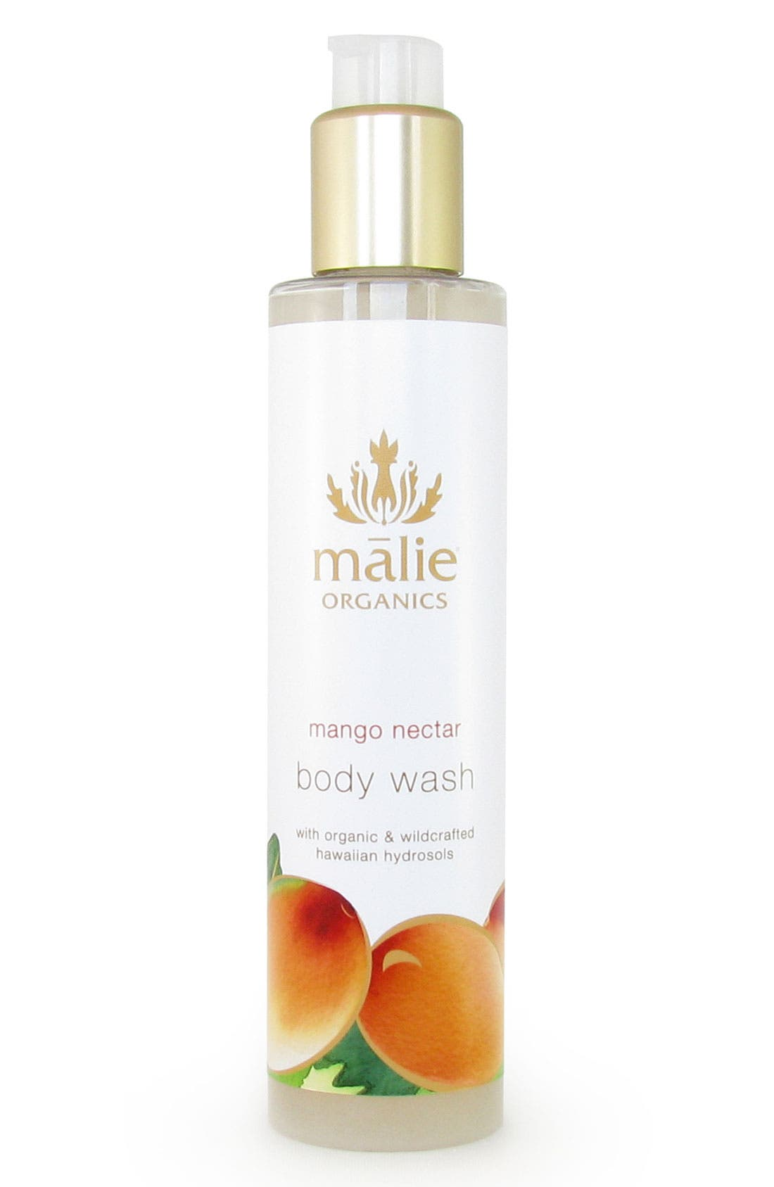 Organic Body Wash,                         Main,                         color, PIKAKE