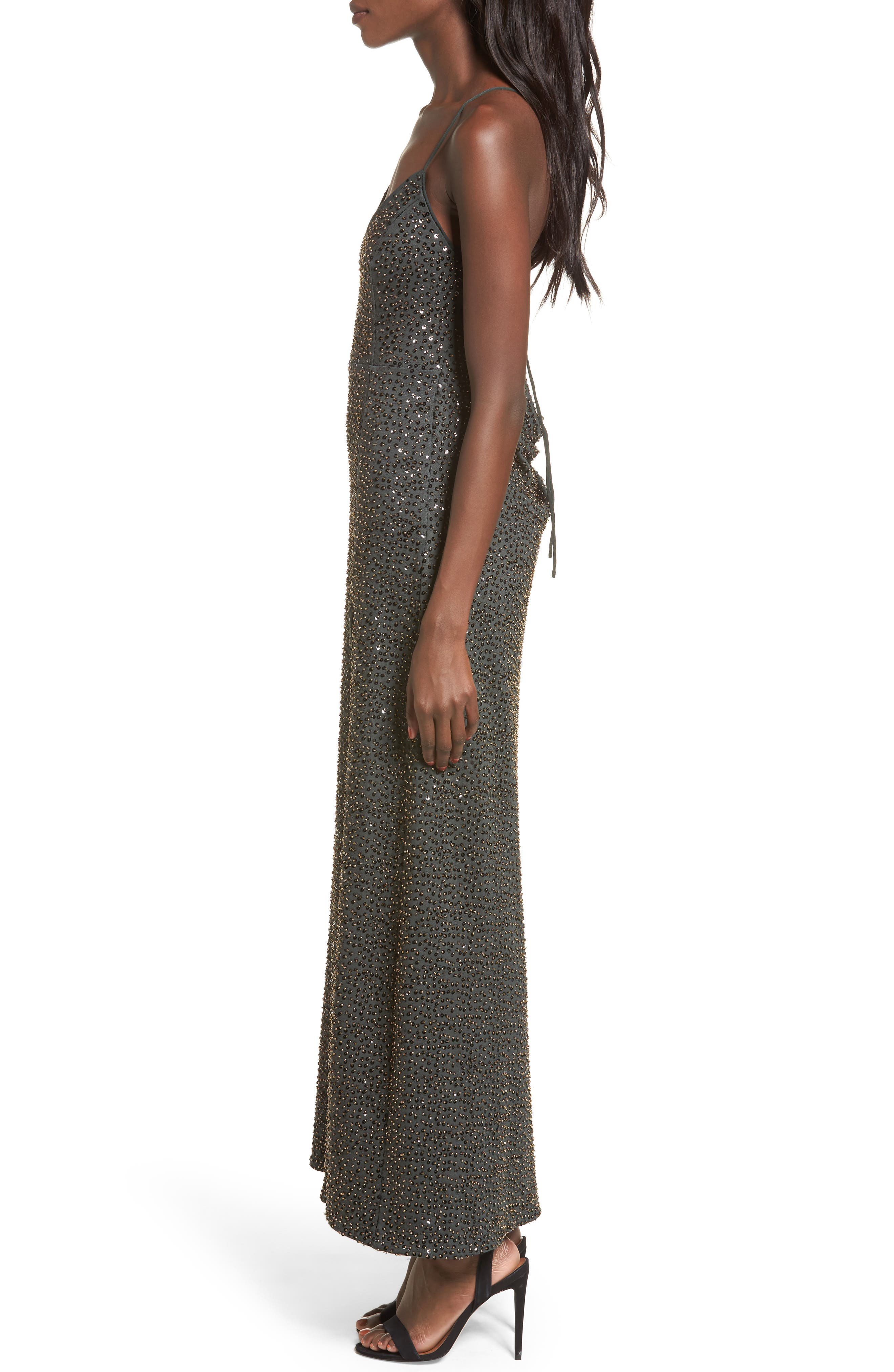 Gracen Maxi Dress,                             Alternate thumbnail 6, color,