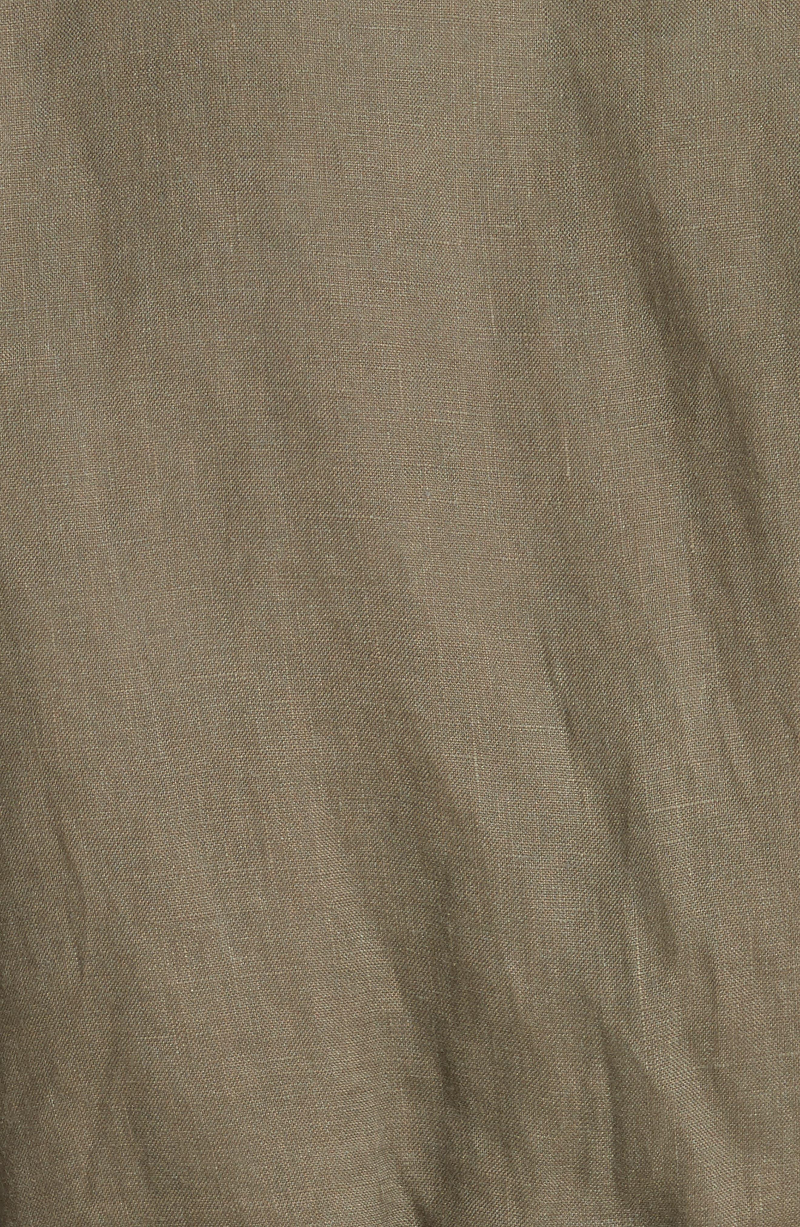 Diagonal Stripe Field Jacket,                             Alternate thumbnail 6, color,                             300
