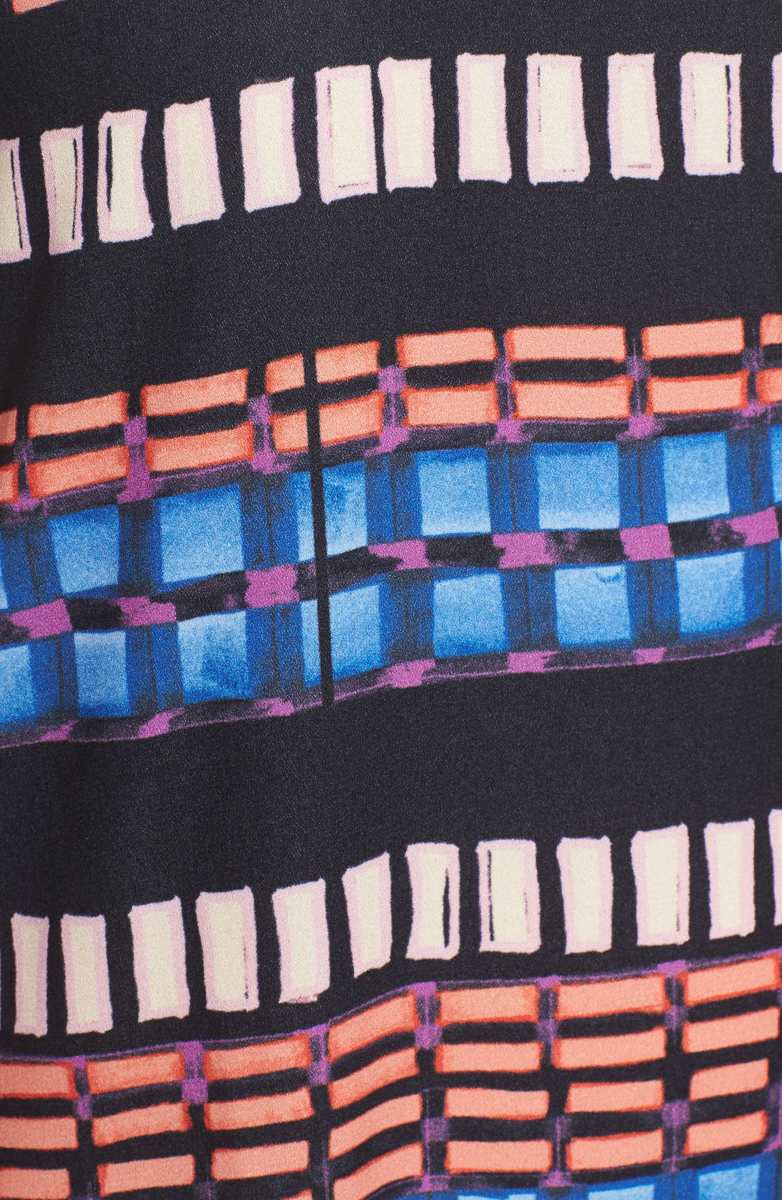 A-Line Dress,                             Alternate thumbnail 127, color,