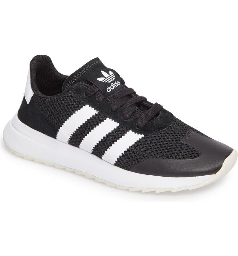 buy online f9588 b8479 ADIDAS Flashback Sneaker, Main, color, 001