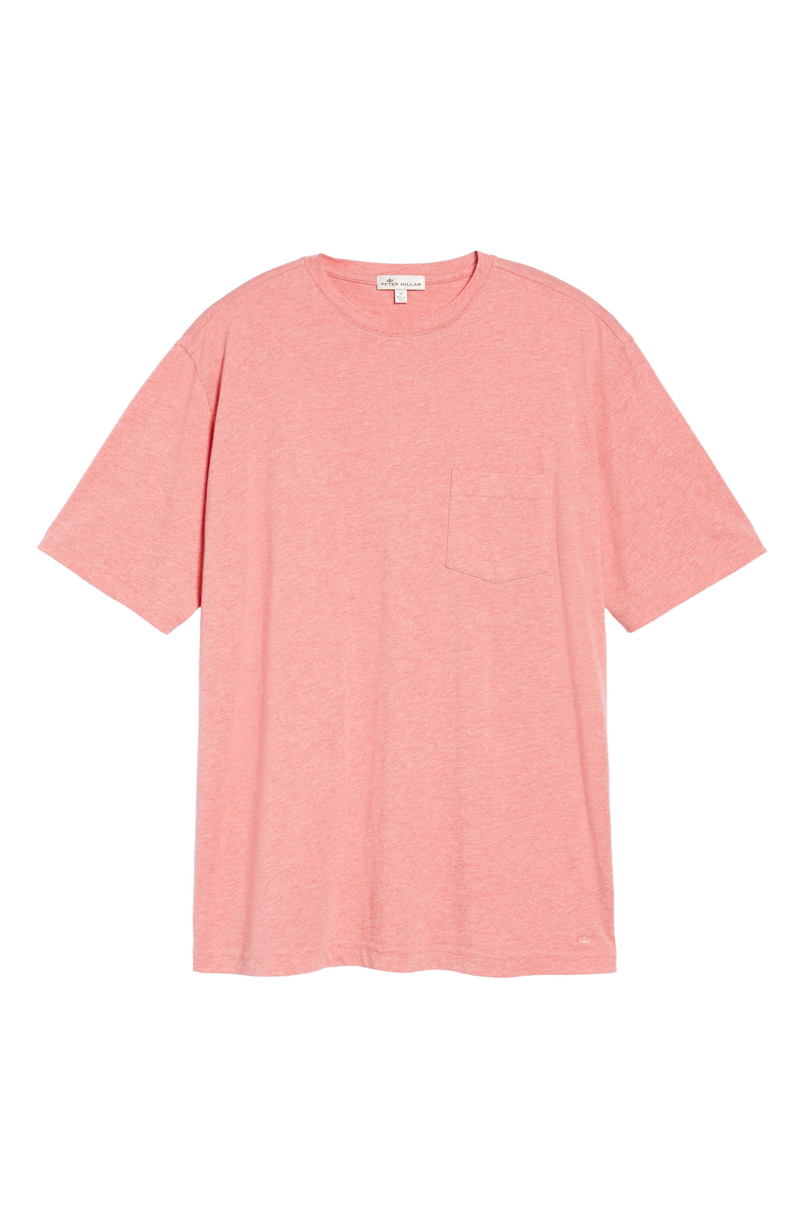 Crown Pocket T-Shirt,                             Alternate thumbnail 18, color,