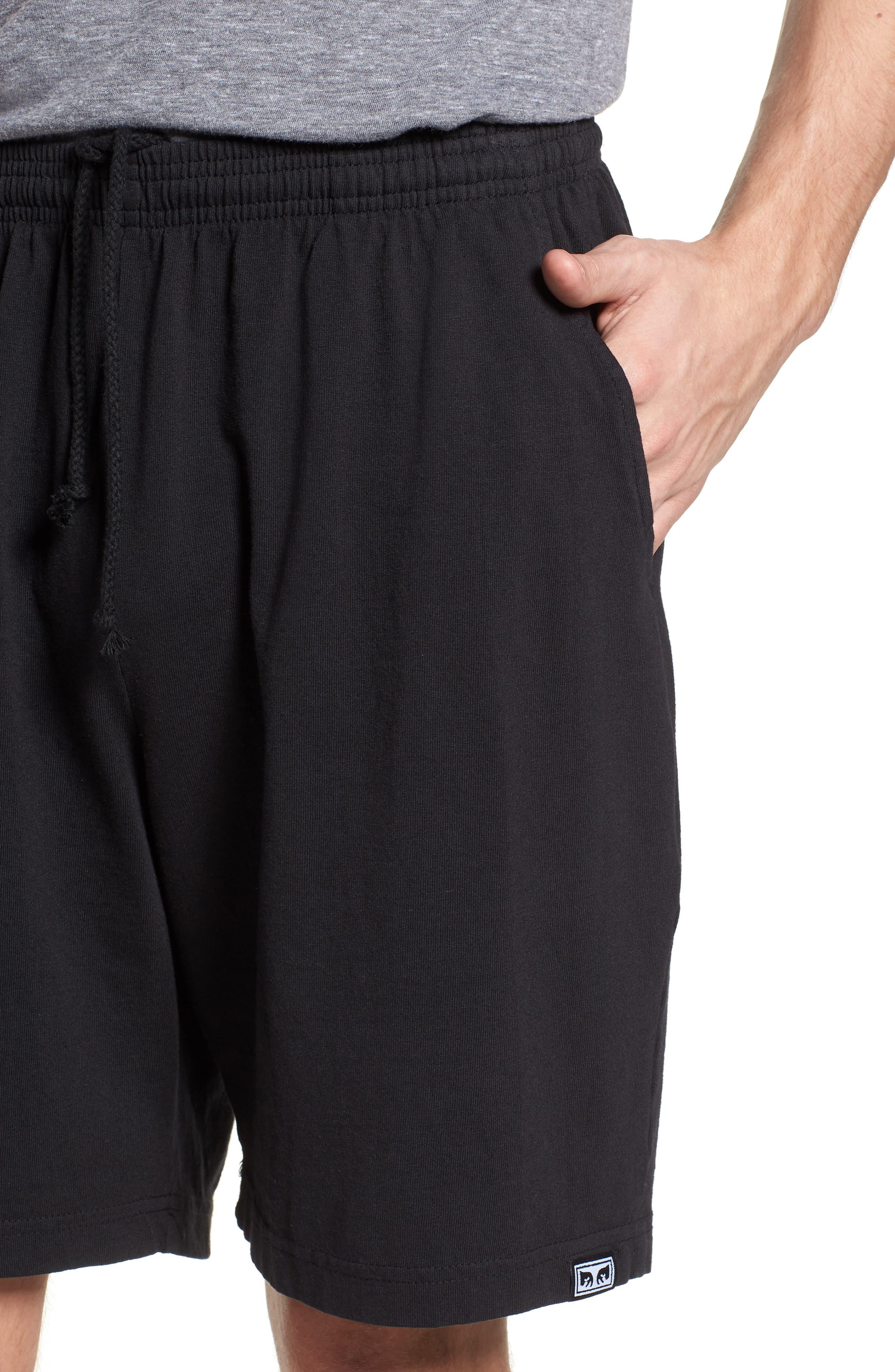 Eyes Heavyweight Sport Shorts,                             Alternate thumbnail 4, color,                             001