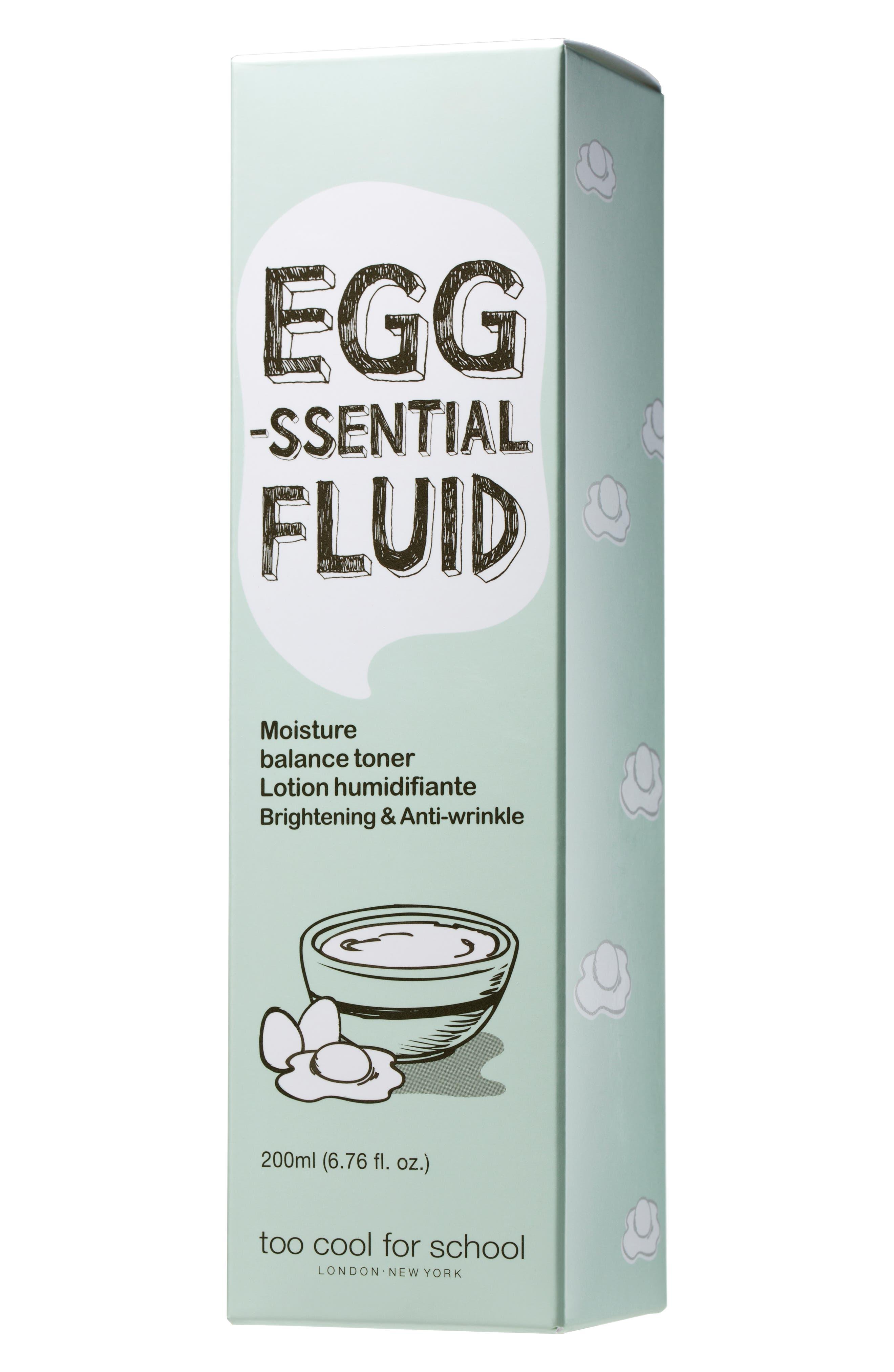 Egg-ssential Fluid Toner,                             Alternate thumbnail 3, color,                             NO COLOR