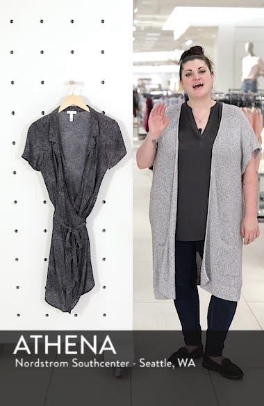 Print Wrap Dress, sales video thumbnail