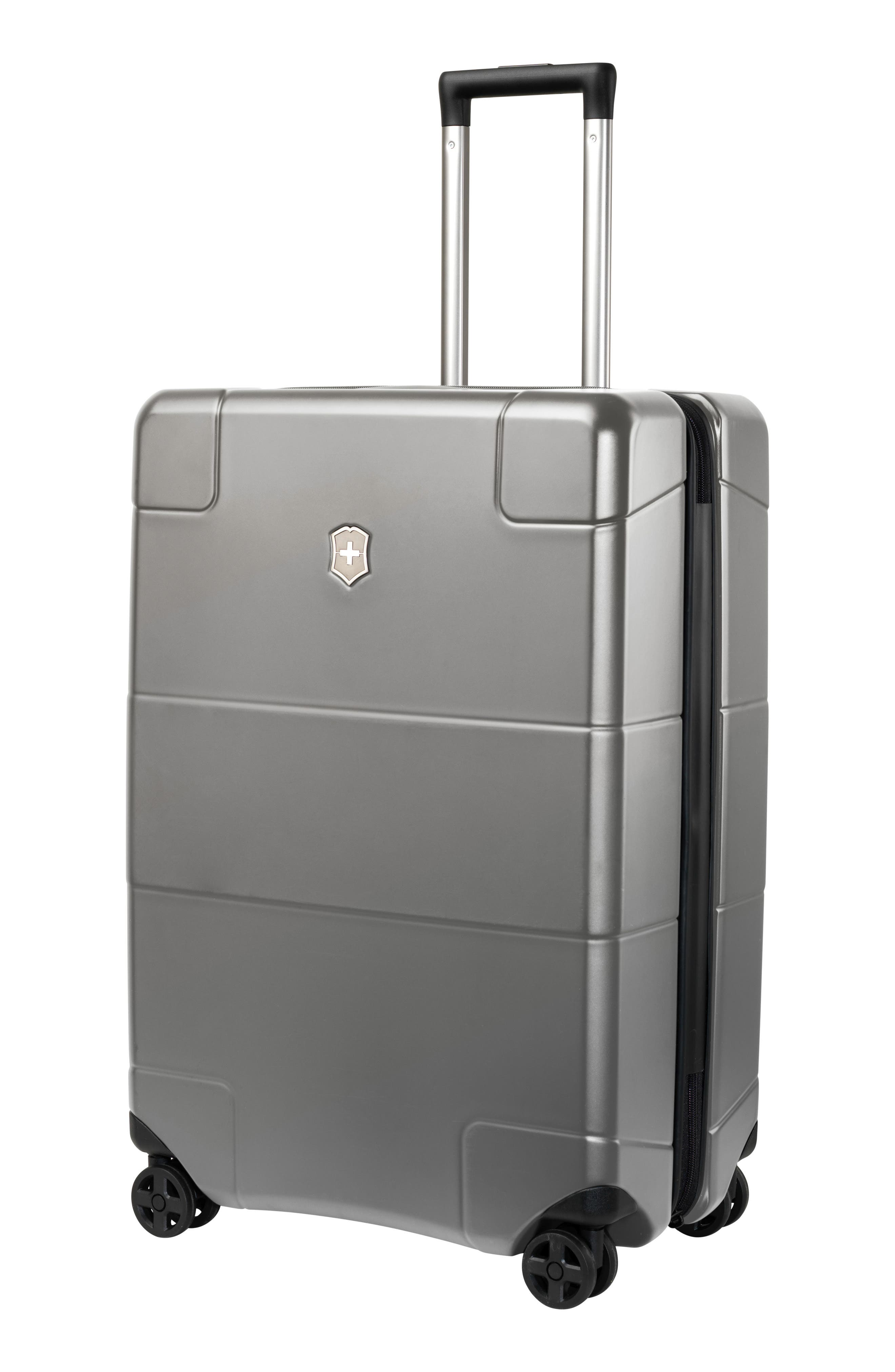 Lexicon 27-Inch Wheeled Suitcase,                             Alternate thumbnail 6, color,