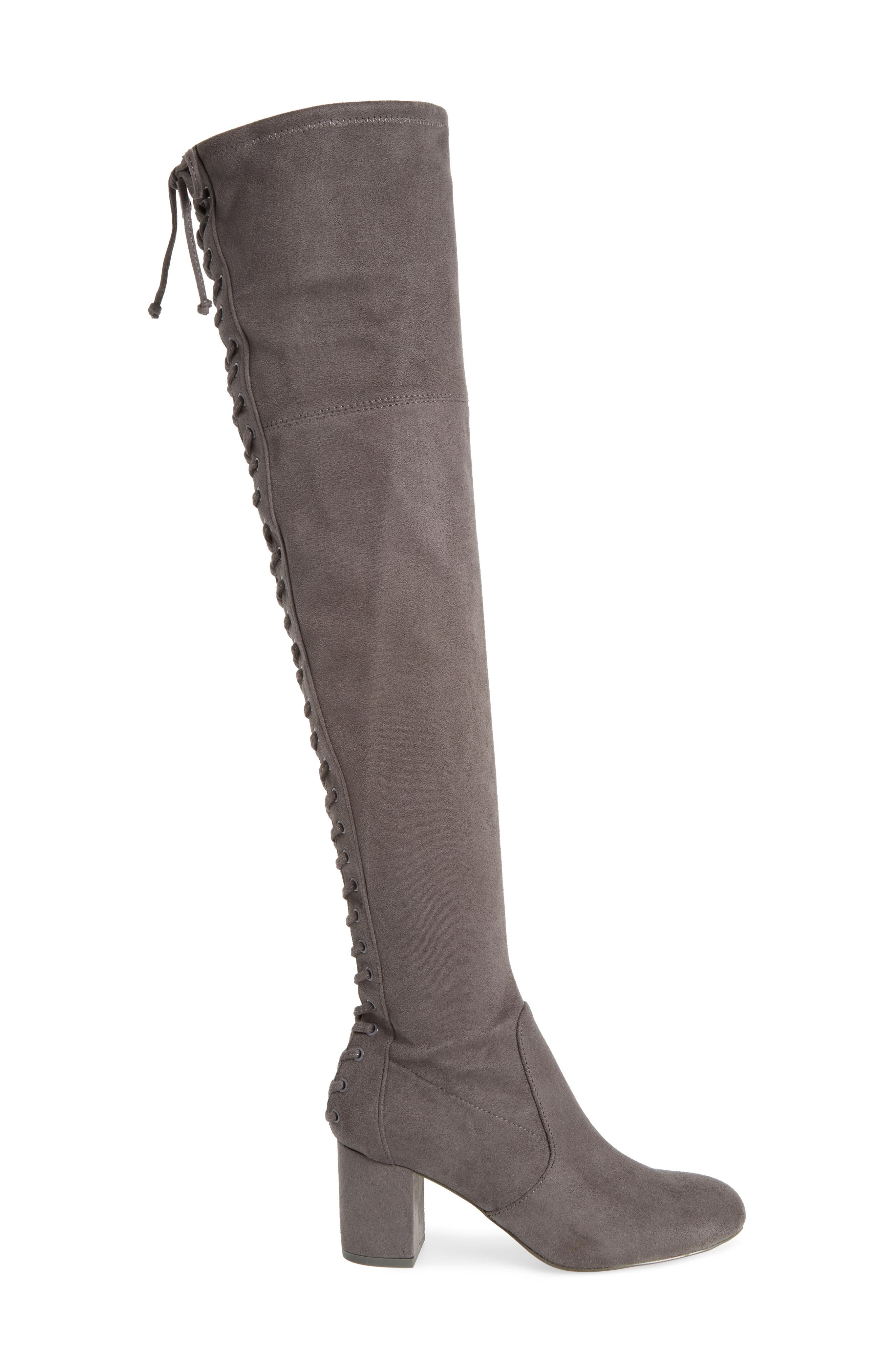 Ollie Over the Knee Boot,                             Alternate thumbnail 8, color,