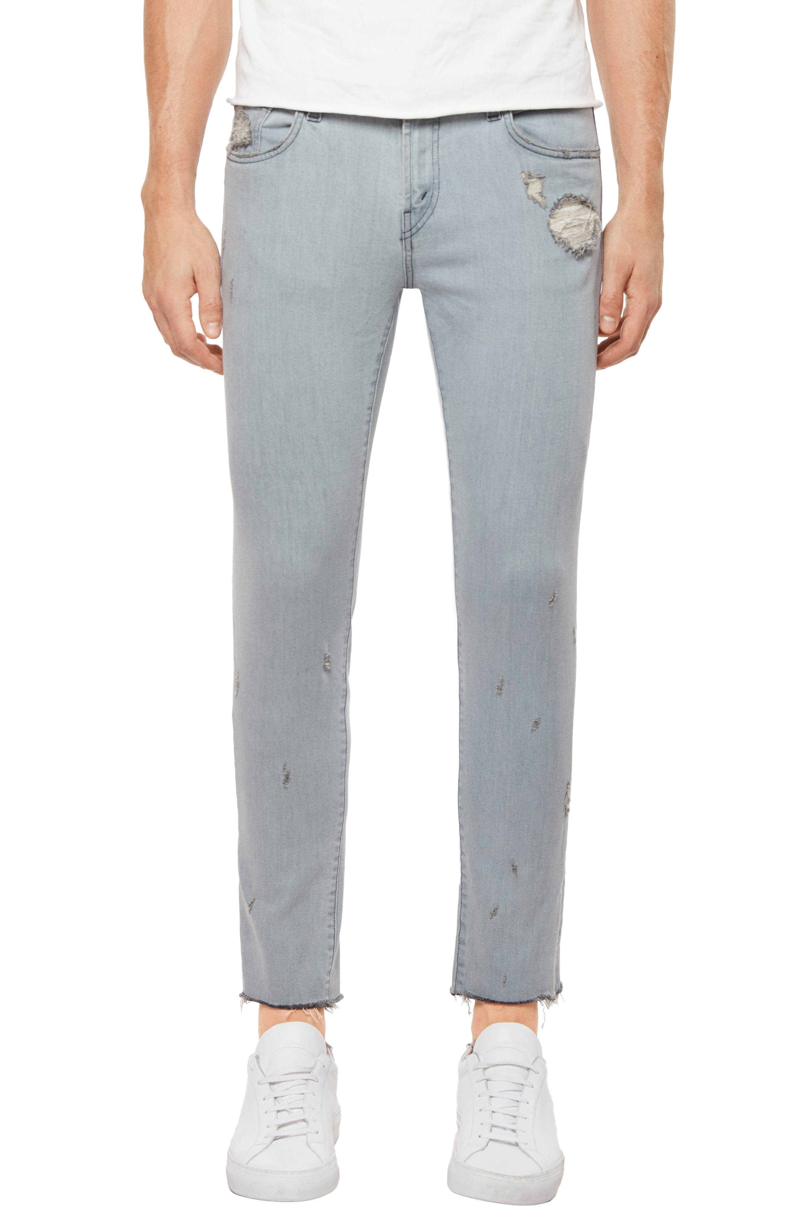 Tyler Slim Fit Jeans,                         Main,                         color, 029