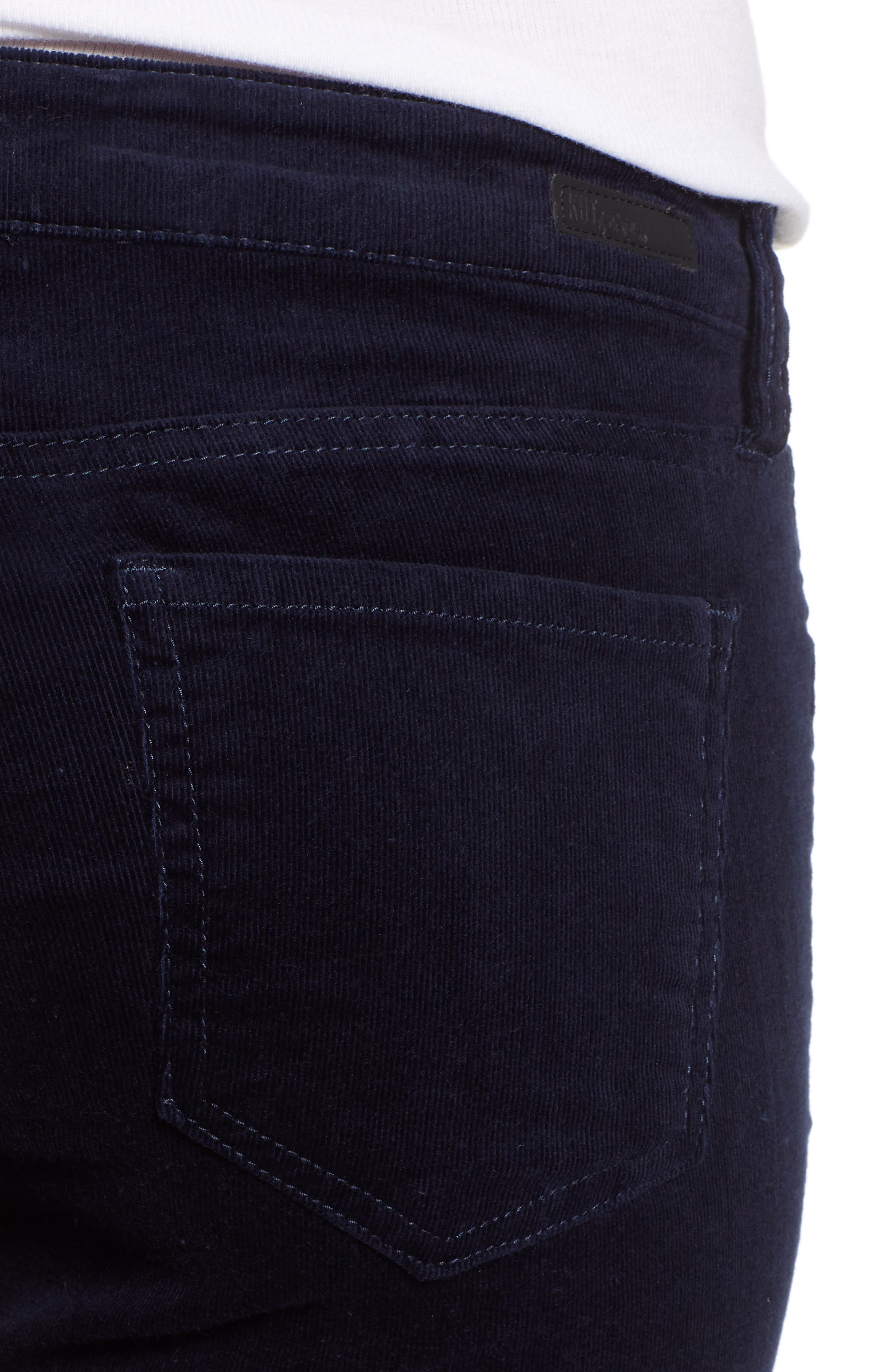 Baby Bootcut Corduroy Jeans,                             Alternate thumbnail 82, color,