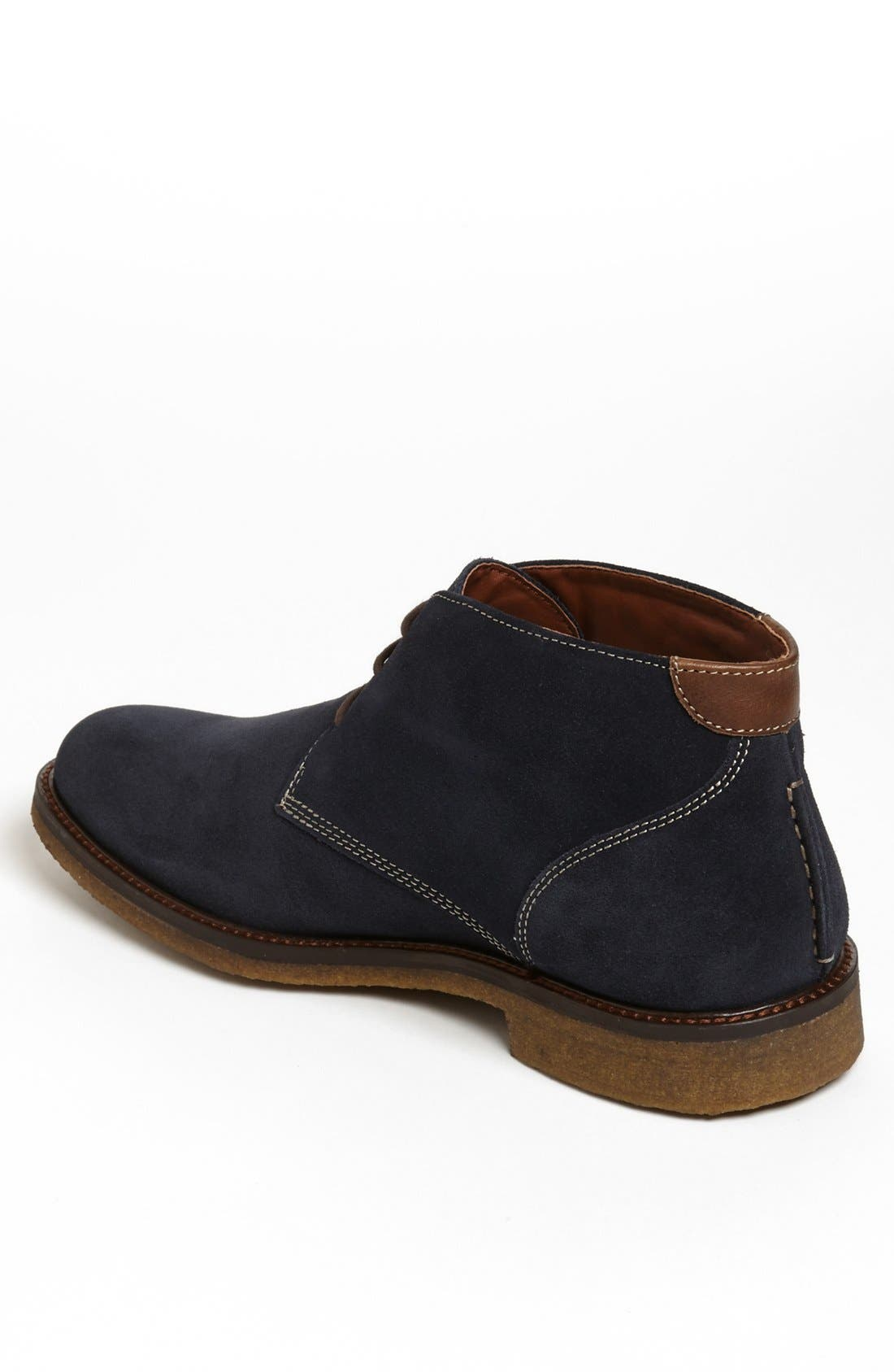 'Copeland' Suede Chukka Boot,                             Alternate thumbnail 17, color,