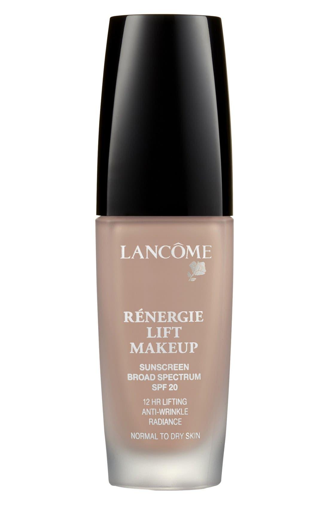 Rénergie Lift Makeup SPF 20,                             Main thumbnail 1, color,                             IVOIRE 110 (C)