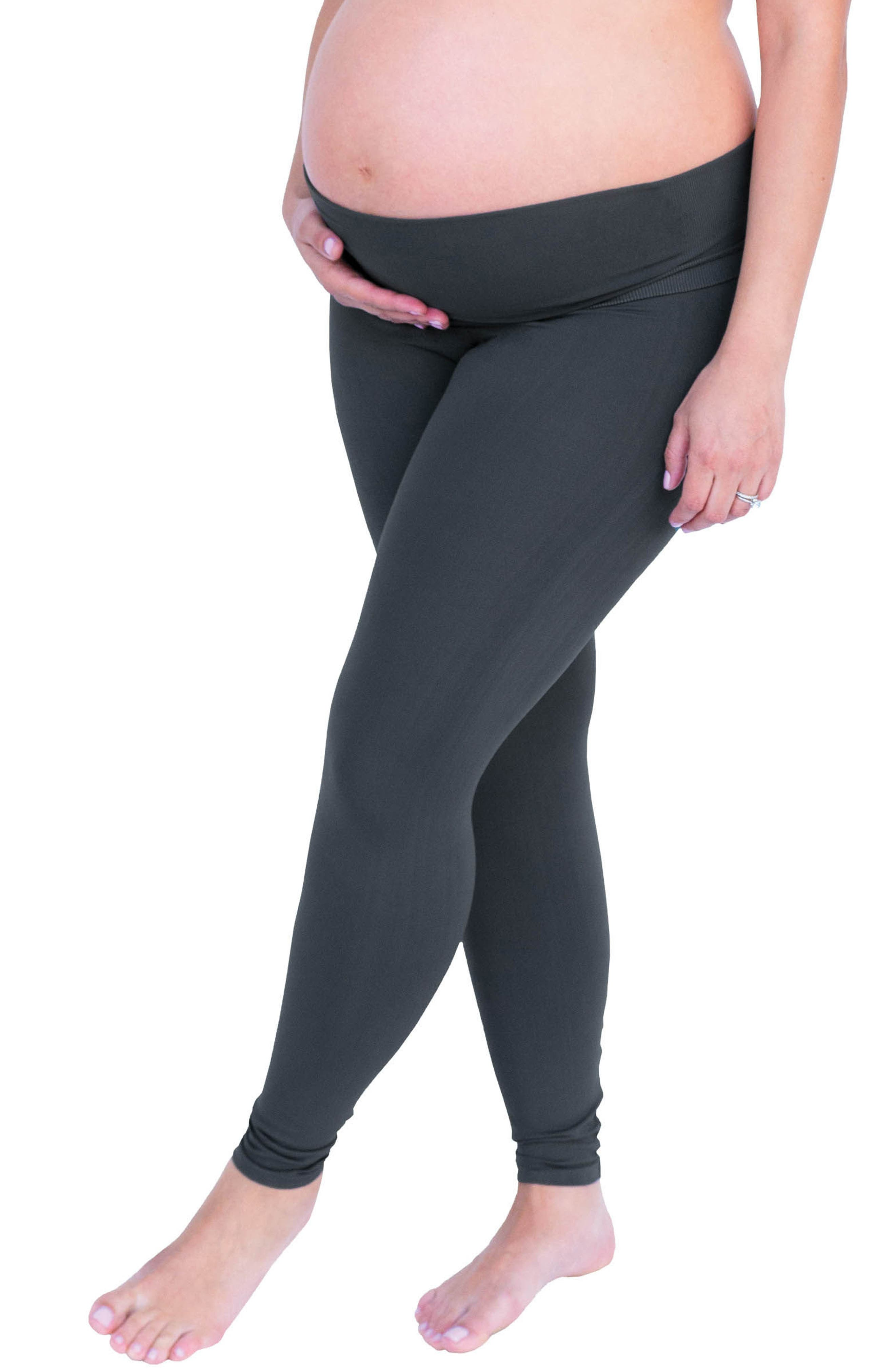 Belly Bandit Bump Support<sup>™</sup> Leggings,                             Alternate thumbnail 6, color,
