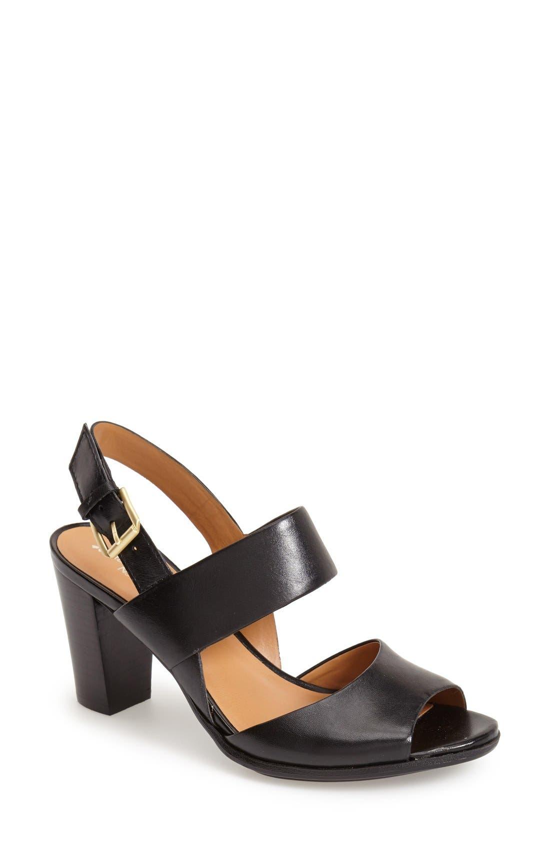 NATURALIZER 'Dahnny' Sandal, Main, color, 001