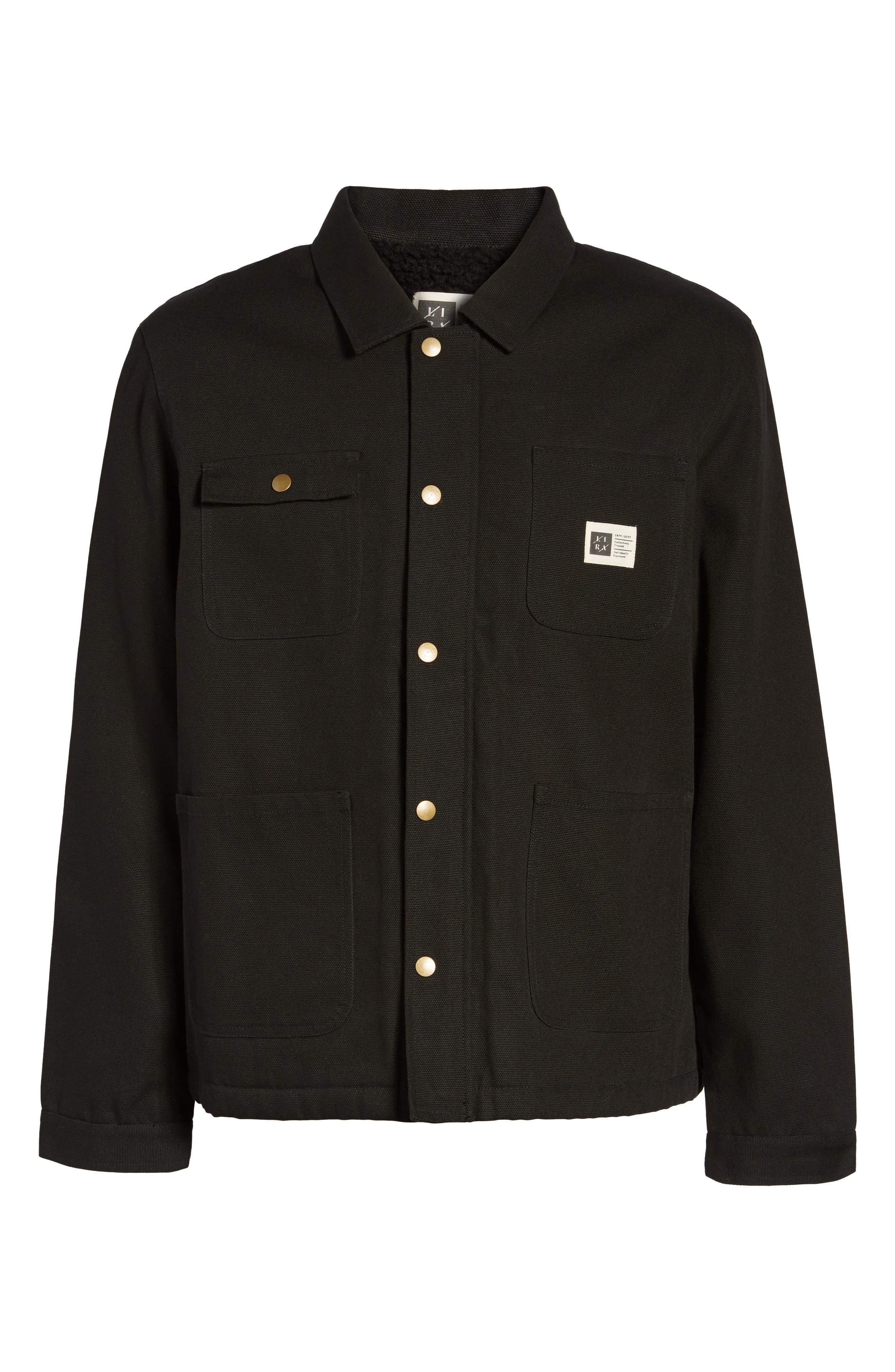 Chandler Jacket,                             Alternate thumbnail 5, color,                             001