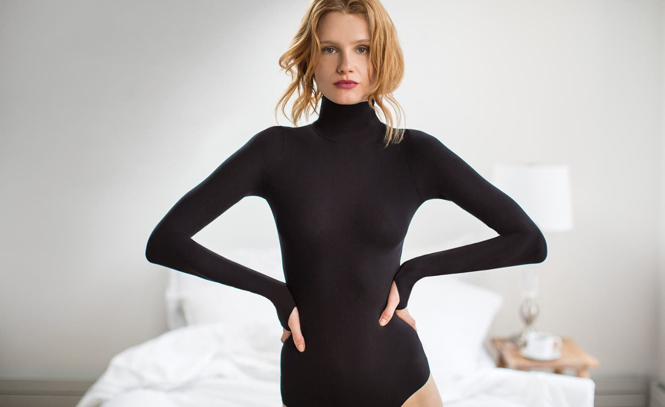 Get shapewear advice from Commando founder Kerry O'Brien.