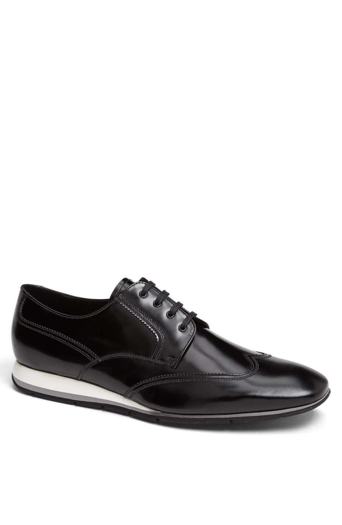 Wingtip Oxford, Main, color, 001