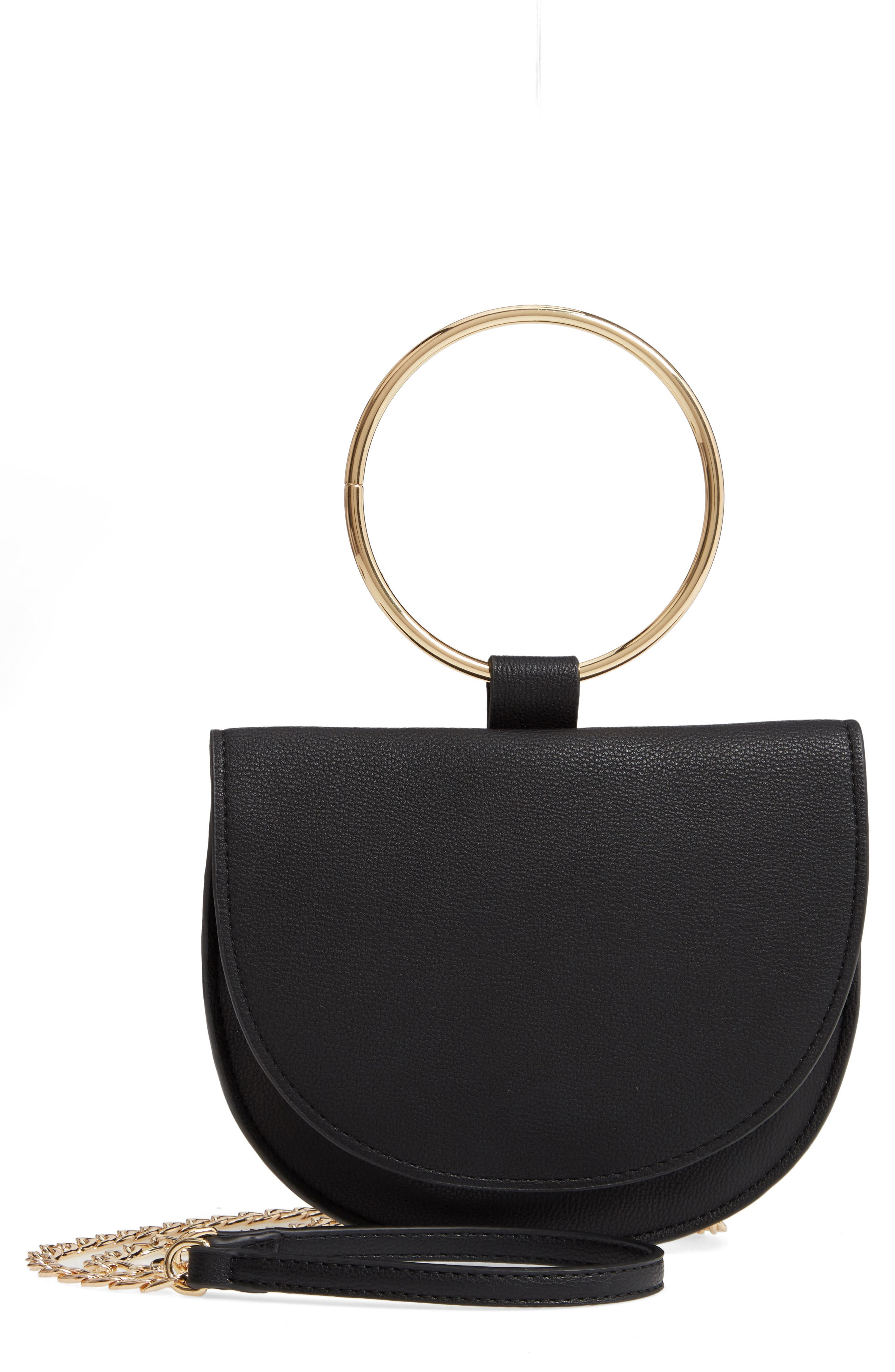 Reese Ring Crossbody Bag by Chelsea28
