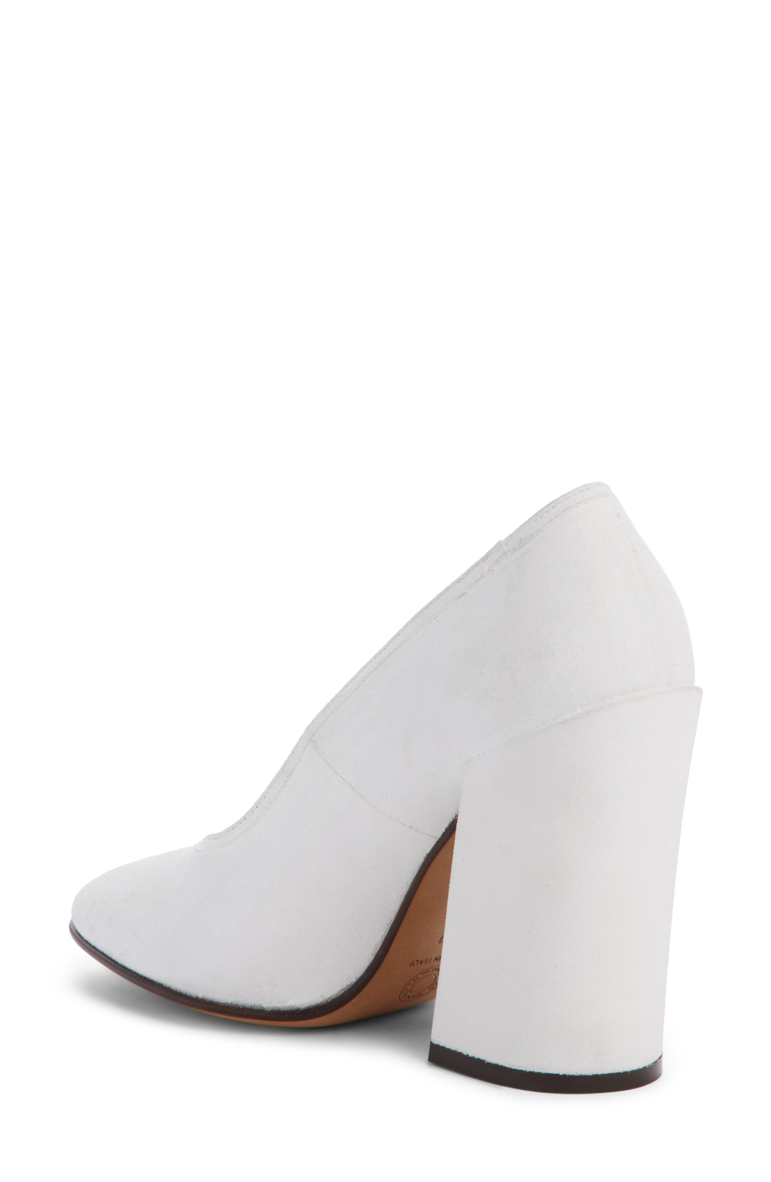 Pointed Toe Pump,                             Alternate thumbnail 2, color,                             100