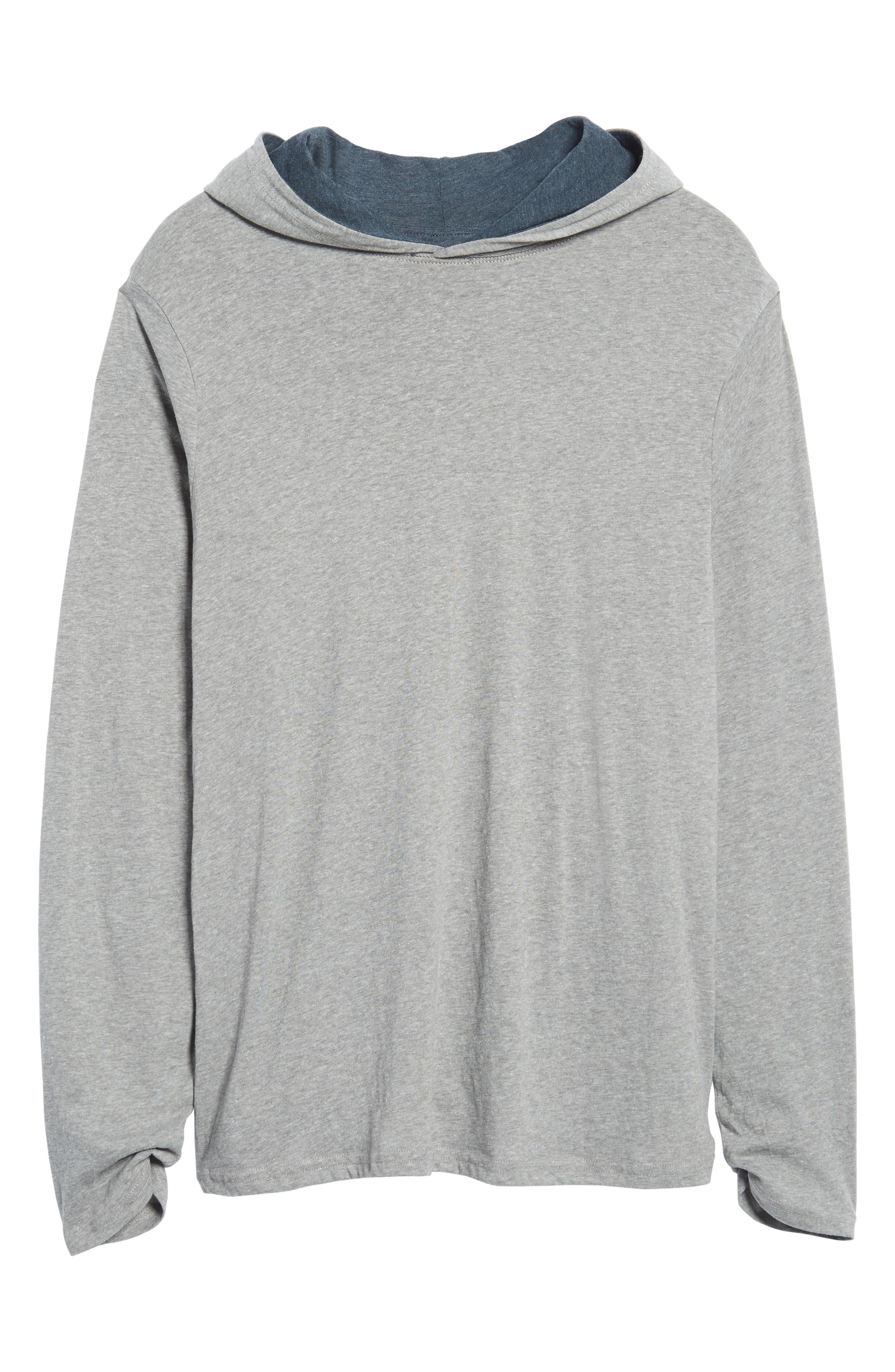 Reversible Hooded Jersey T-Shirt,                             Alternate thumbnail 20, color,