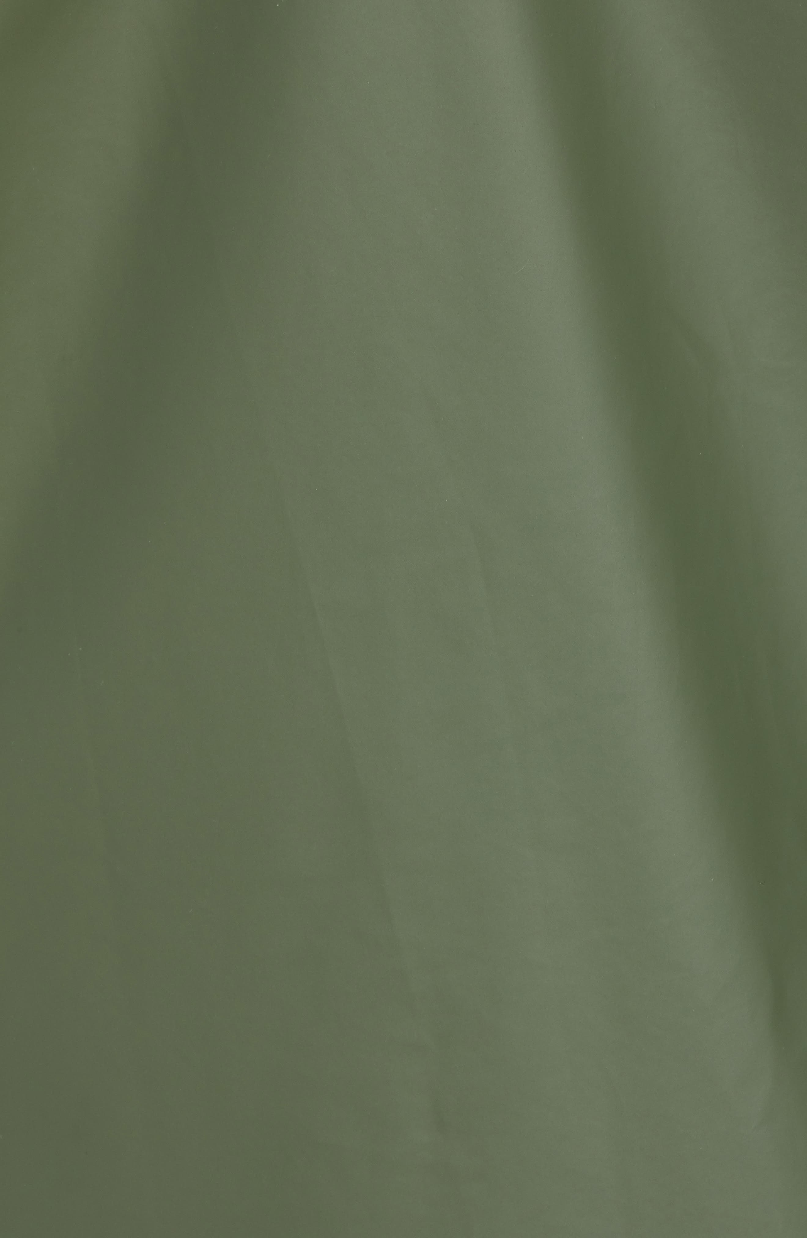 Rubber Coated Raincoat,                             Alternate thumbnail 6, color,                             INFANTRY GREEN