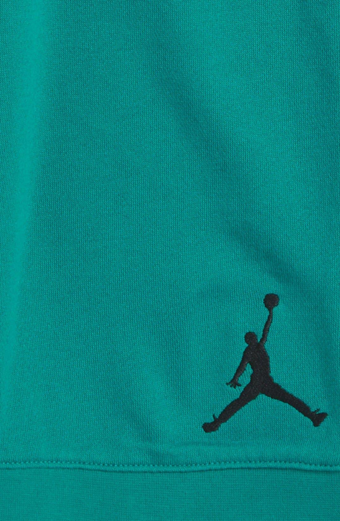 Cotton Blend Shorts,                             Alternate thumbnail 2, color,                             311