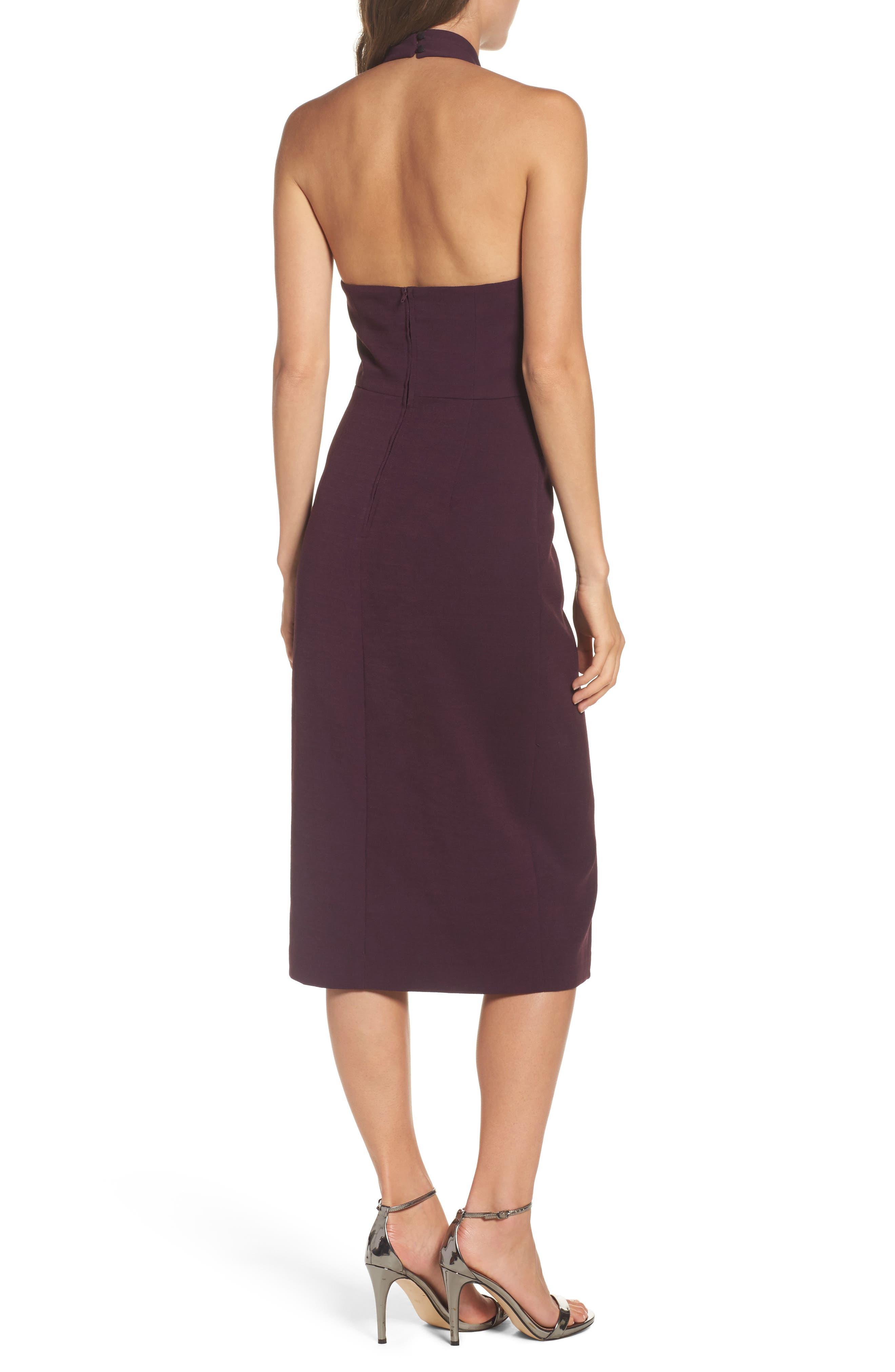 Don't Stop Midi Dress,                             Alternate thumbnail 2, color,