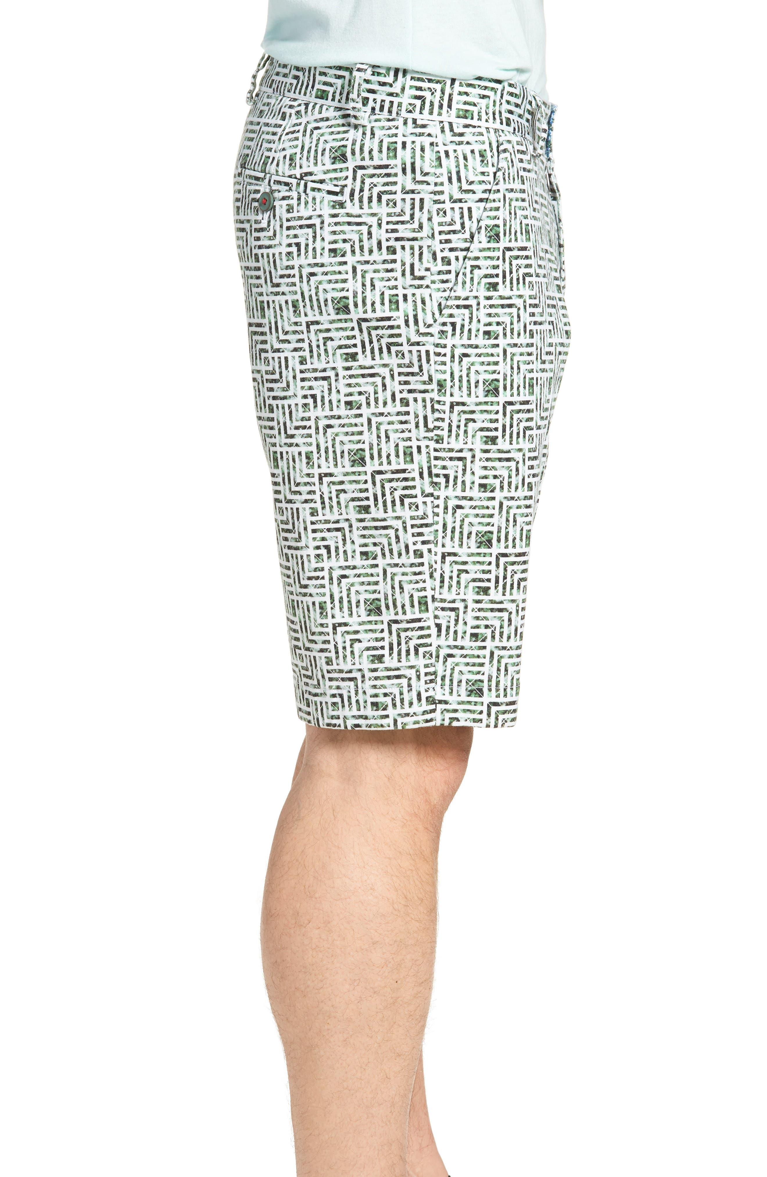 Cristobal Woven Shorts,                             Alternate thumbnail 3, color,