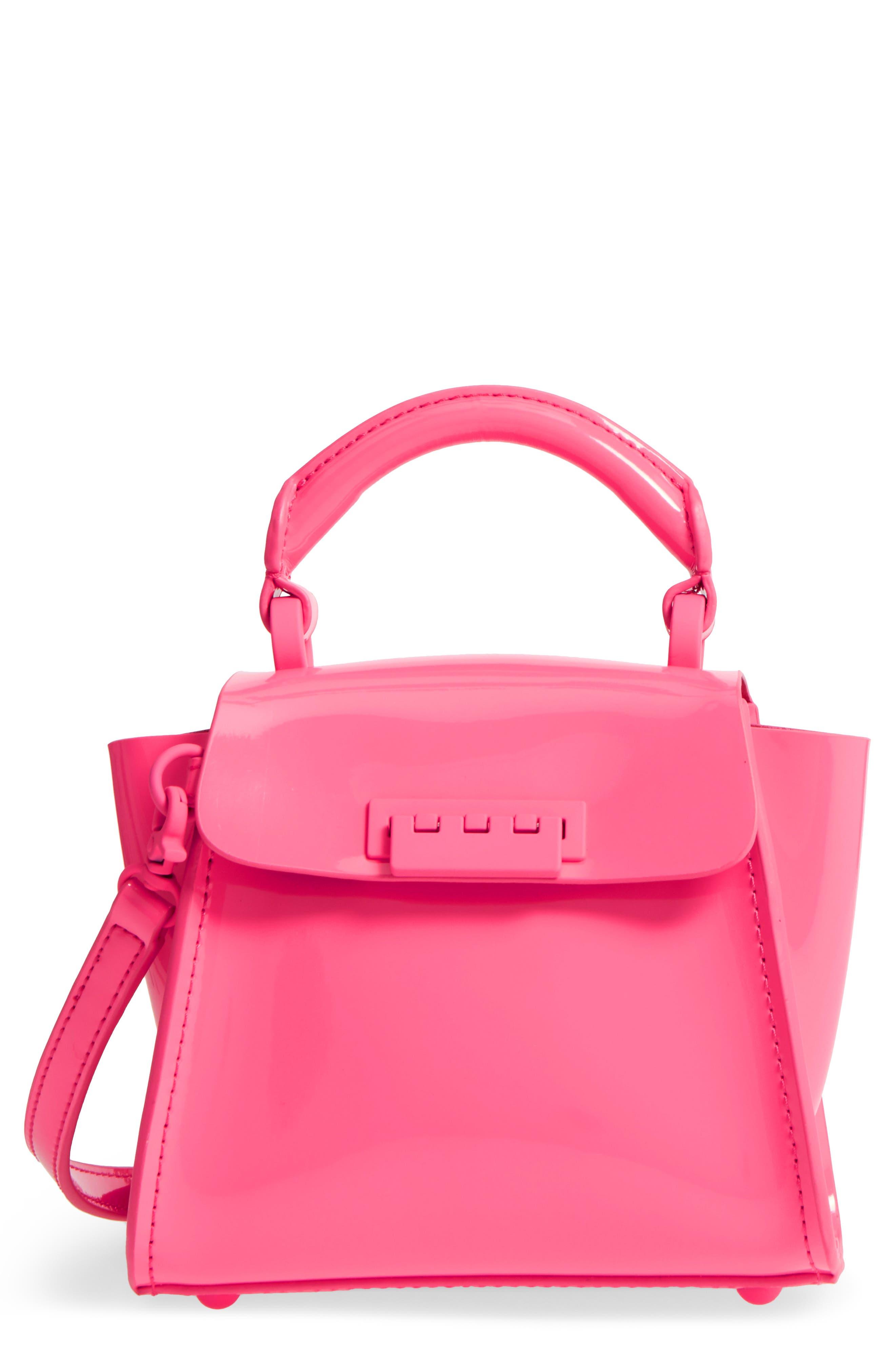 Eartha Iconic Patent Leather Mini Bag,                         Main,                         color, 650