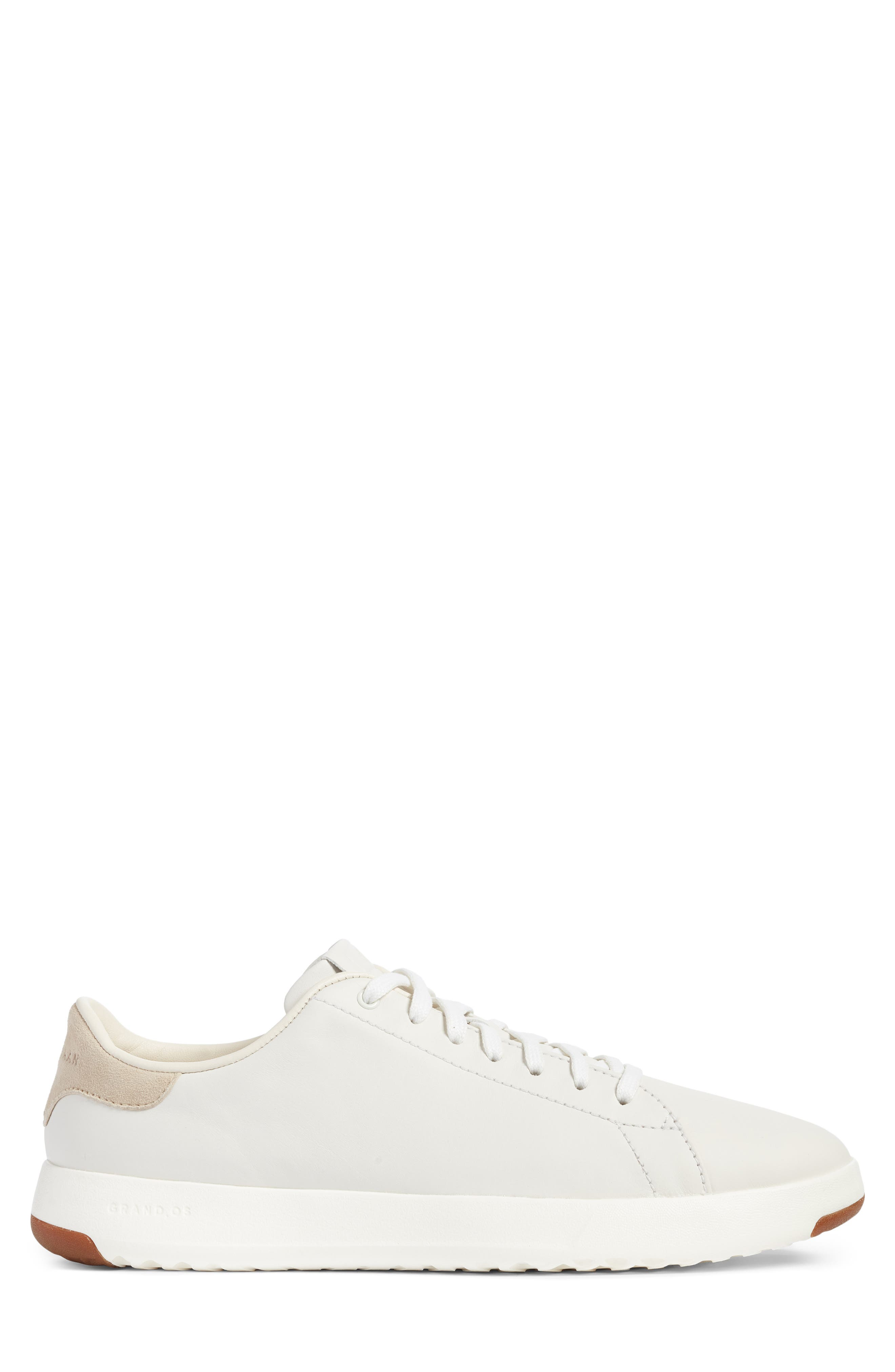 GrandPro Tennis Sneaker,                             Alternate thumbnail 3, color,                             WHITE