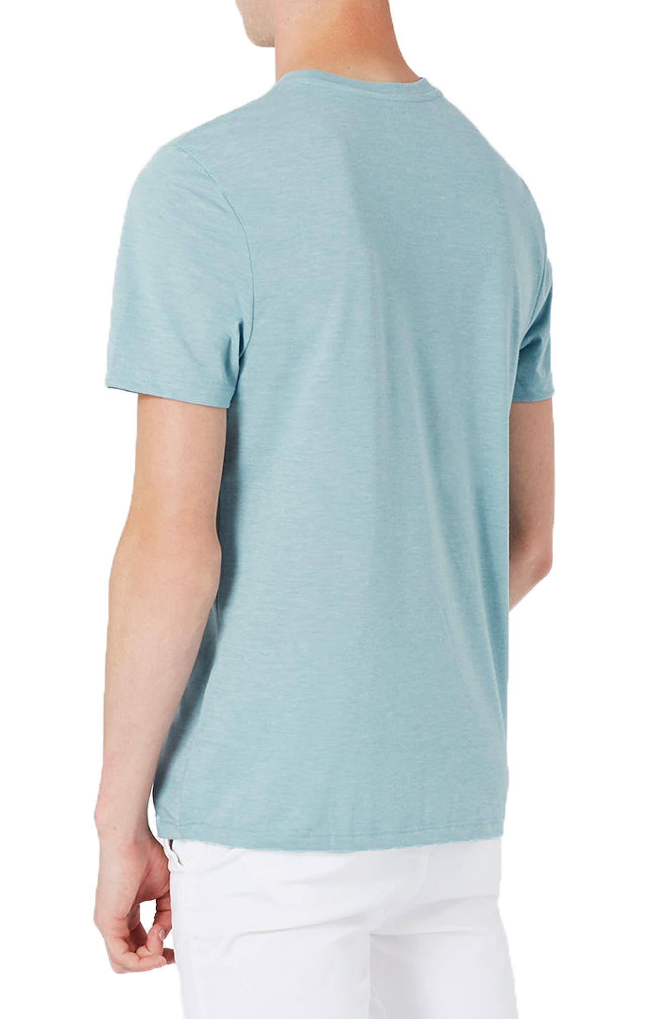 Slim Fit Crewneck T-Shirt,                             Alternate thumbnail 109, color,