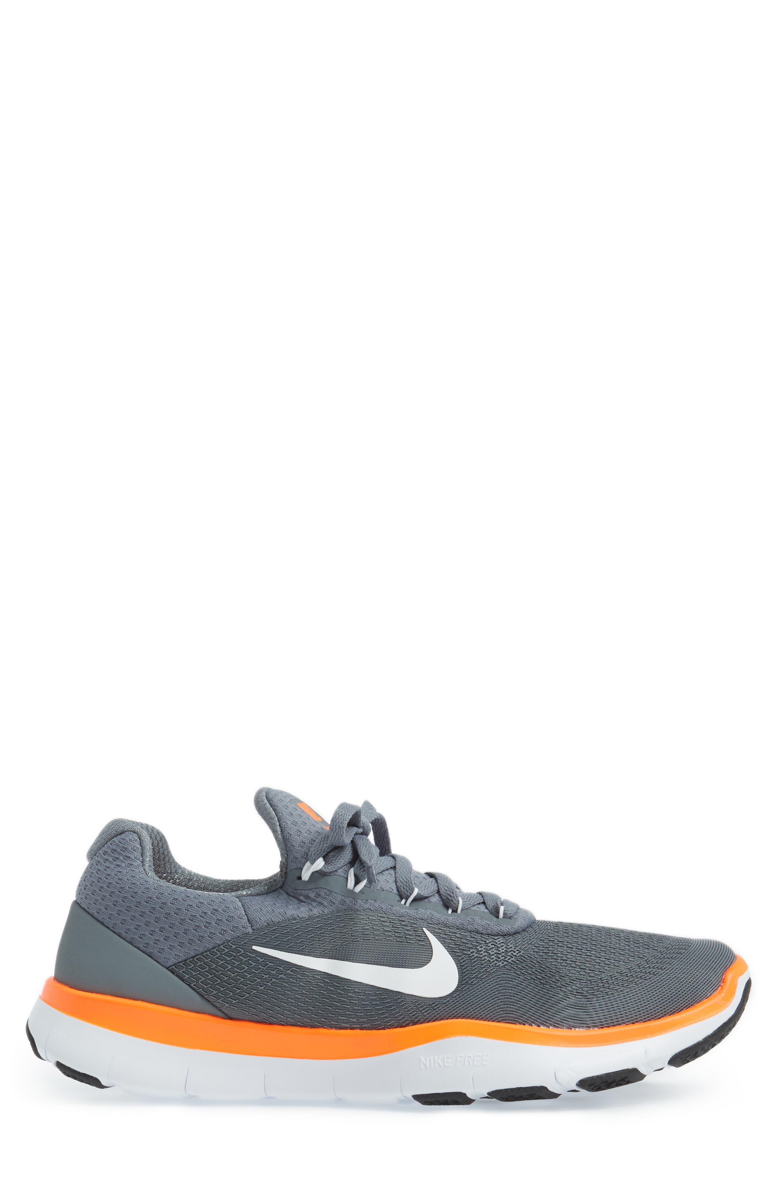 Free Trainer V7 Training Shoe,                             Alternate thumbnail 3, color,                             021