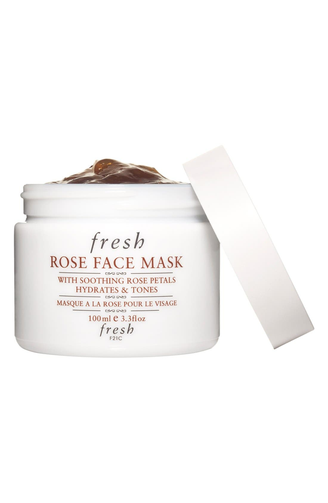 Rose Face Mask<sup>®</sup>,                             Alternate thumbnail 3, color,                             NO COLOR