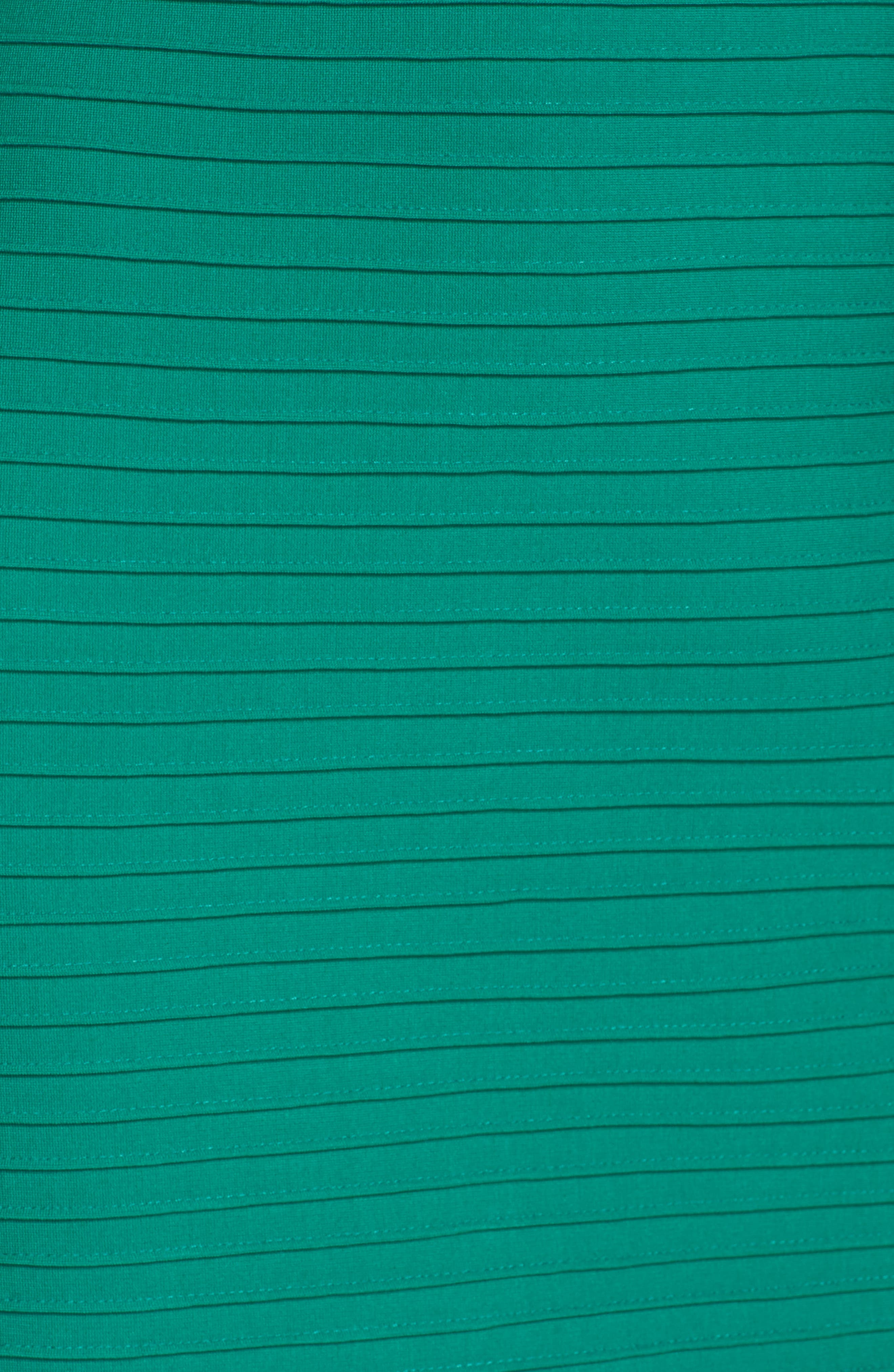 Cold Shoulder Sheath Dress,                             Alternate thumbnail 5, color,