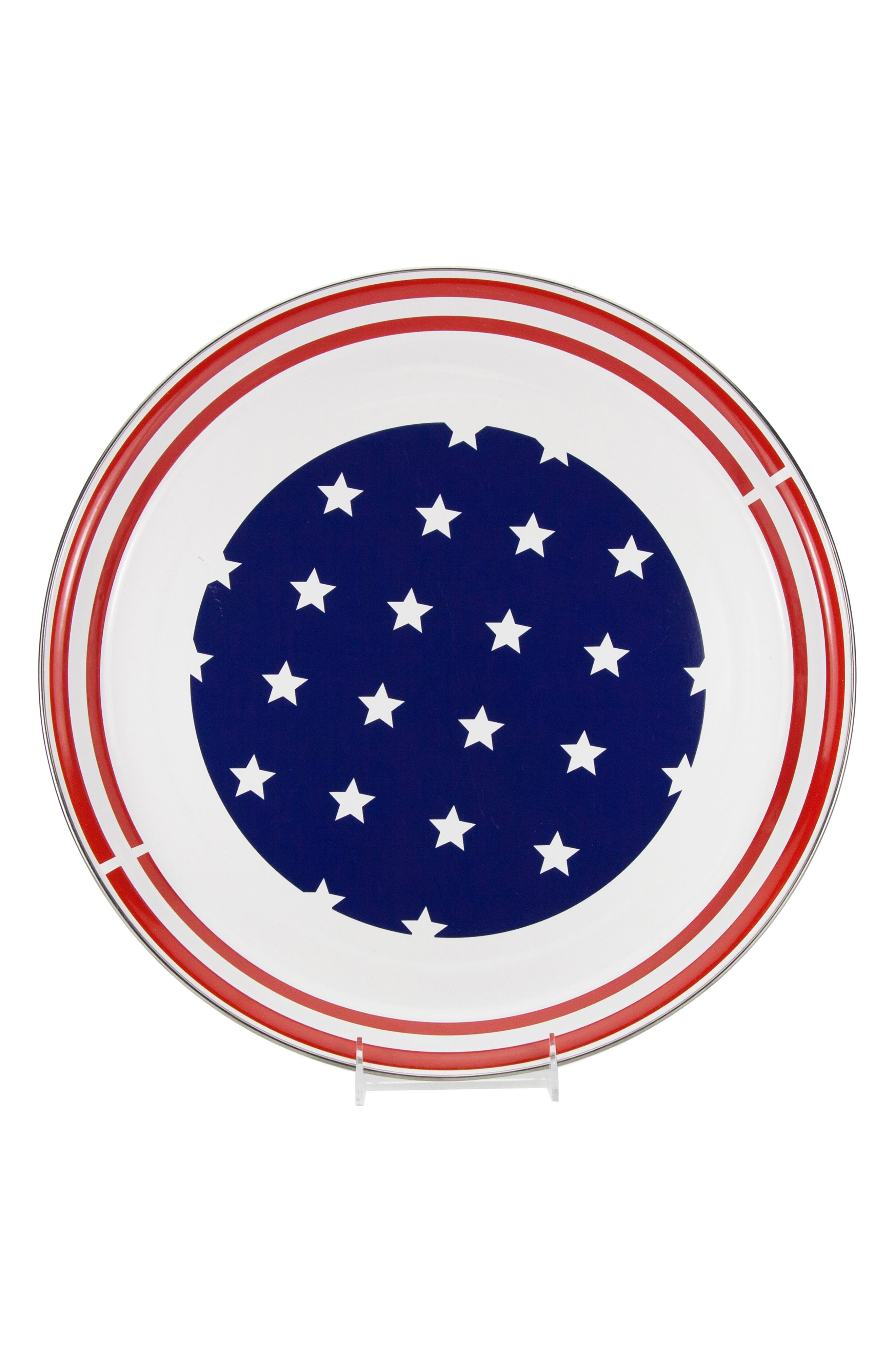 Stars & Stripes Serving Tray,                         Main,                         color, STARS AND STRIPES