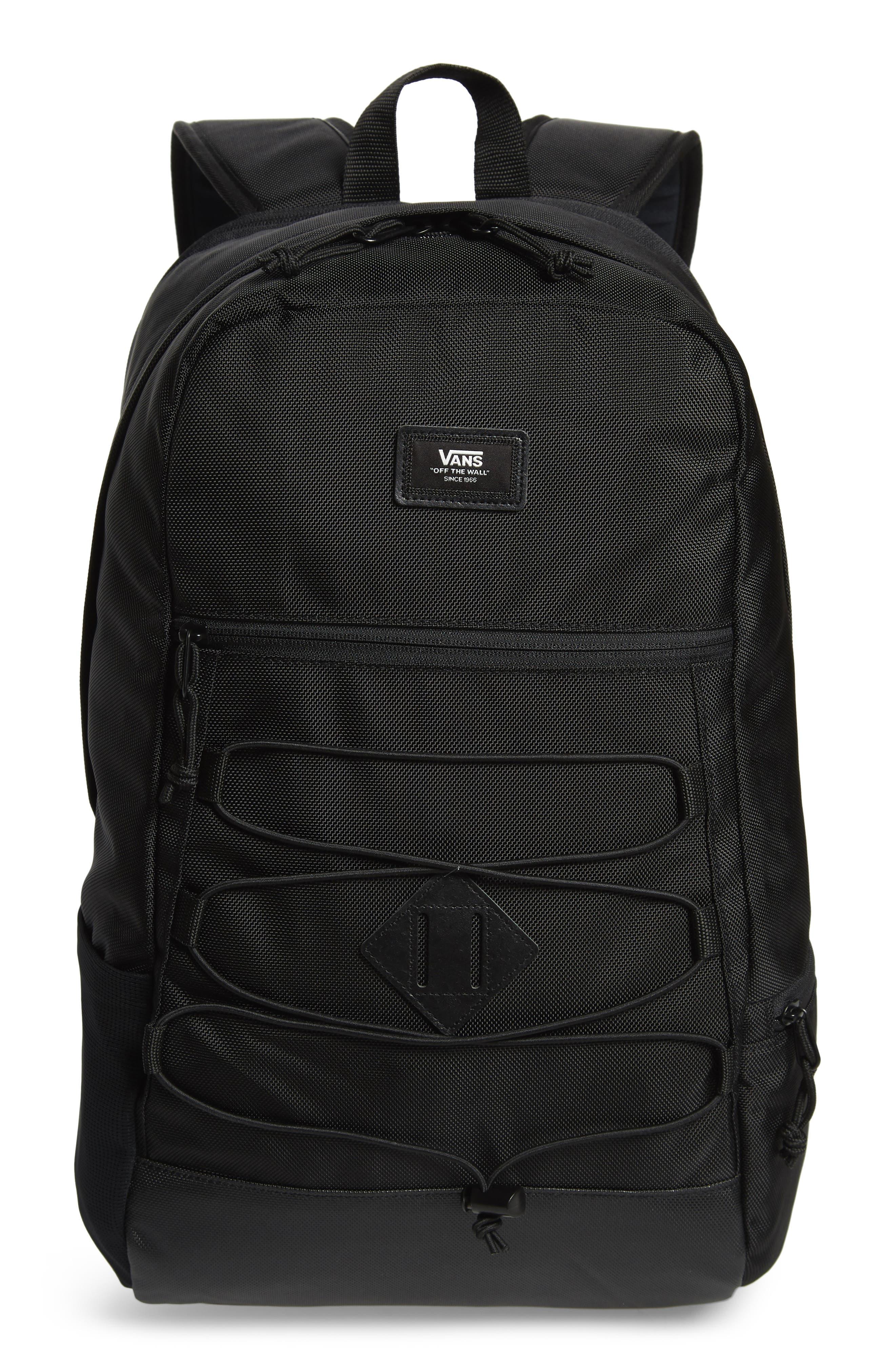 Vans Snag Plus Backpack - Black