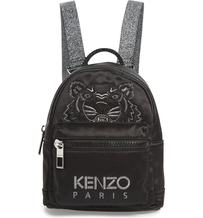 e7636a7d73 KENZO Embroidered Tiger Mini Backpack