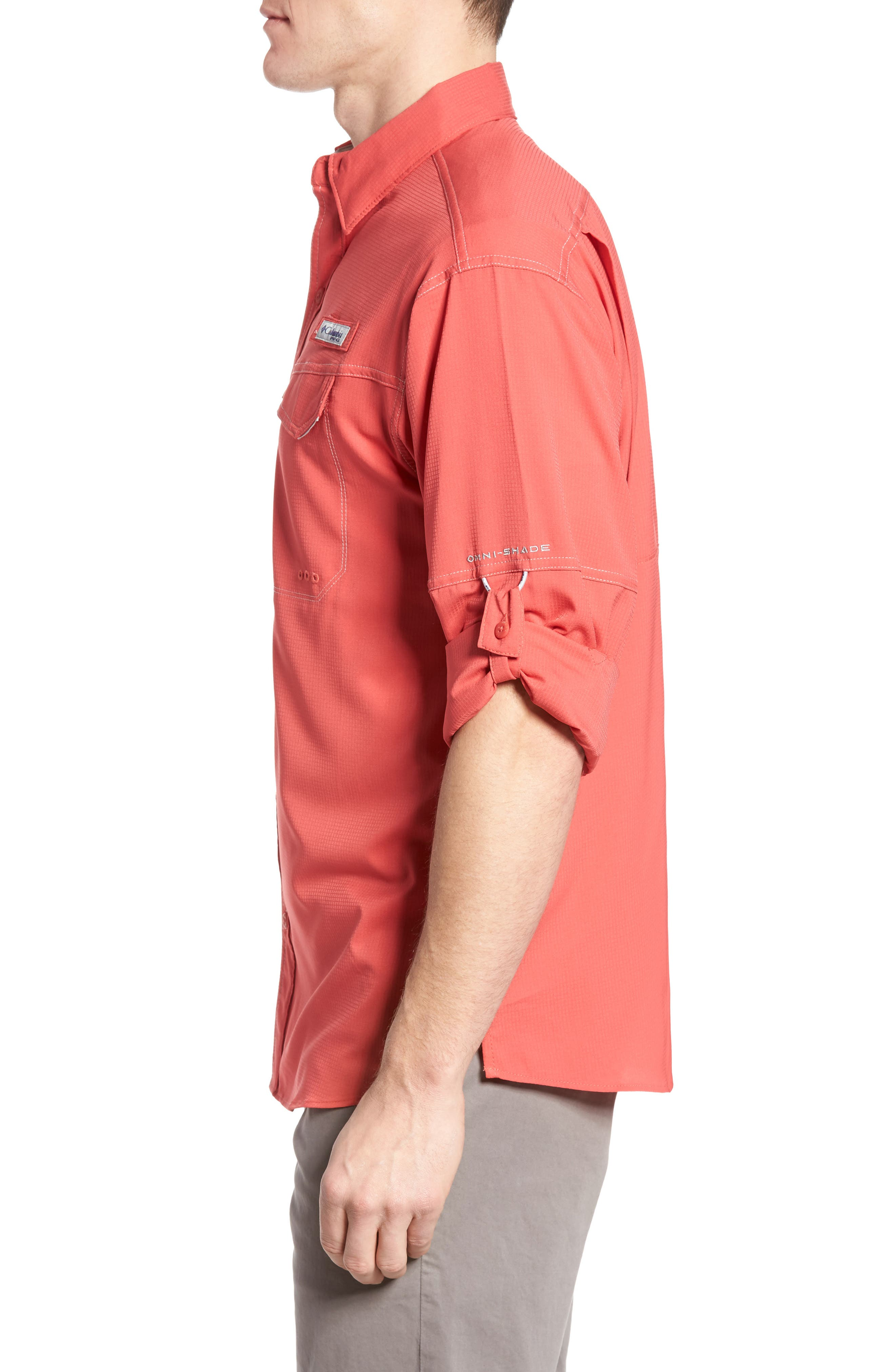 Low Drag Offshore Woven Shirt,                             Alternate thumbnail 32, color,