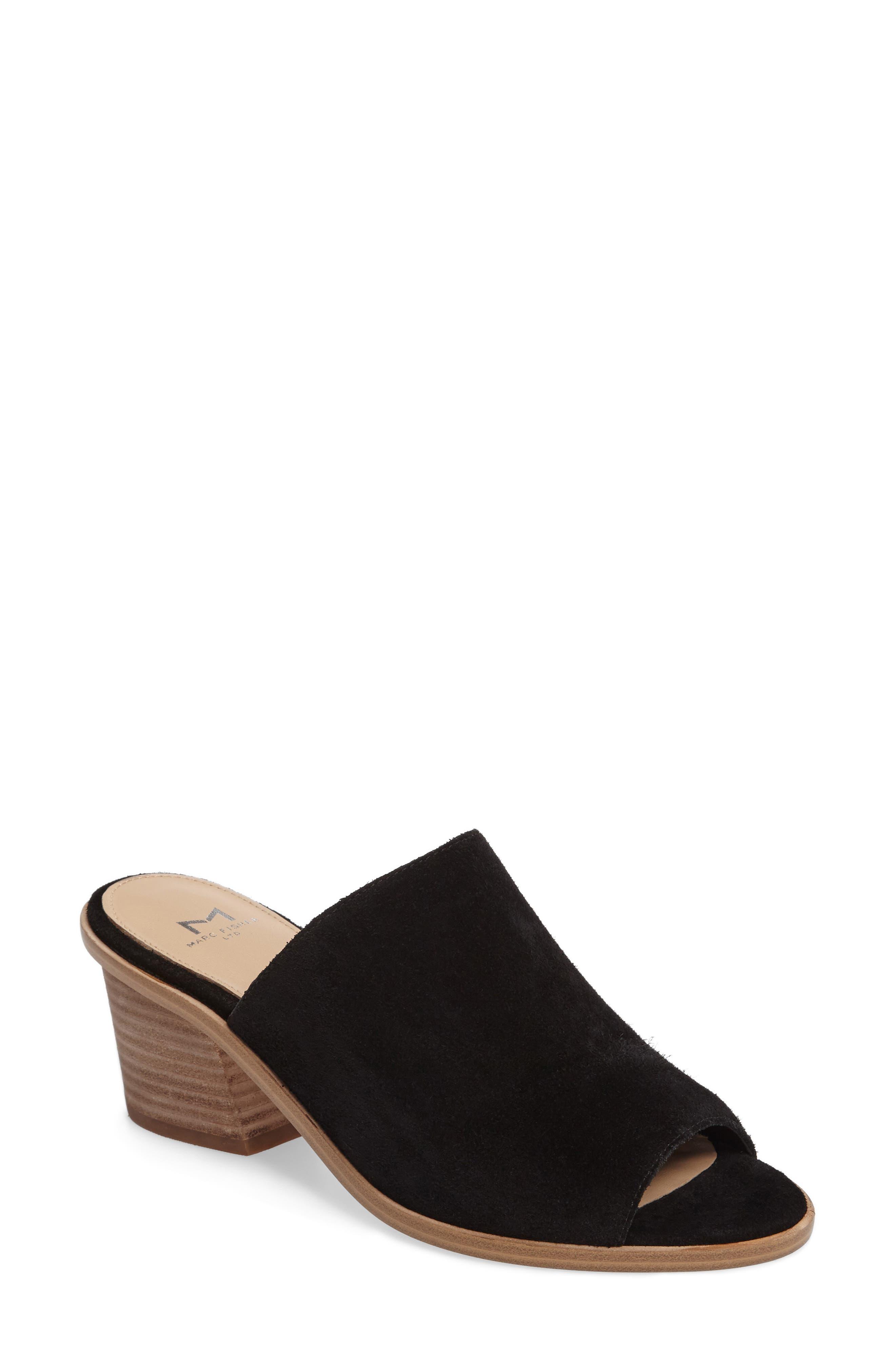 Milan Block Heel Mule,                         Main,                         color,