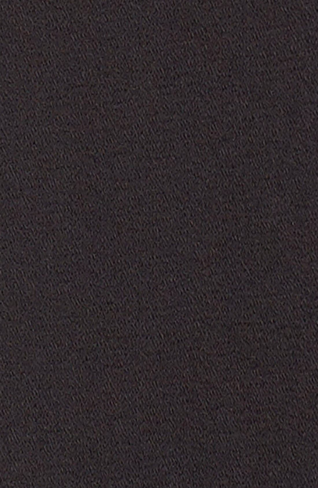 Sleeveless Double Layer Asymmetrical Blouse,                             Alternate thumbnail 4, color,                             001