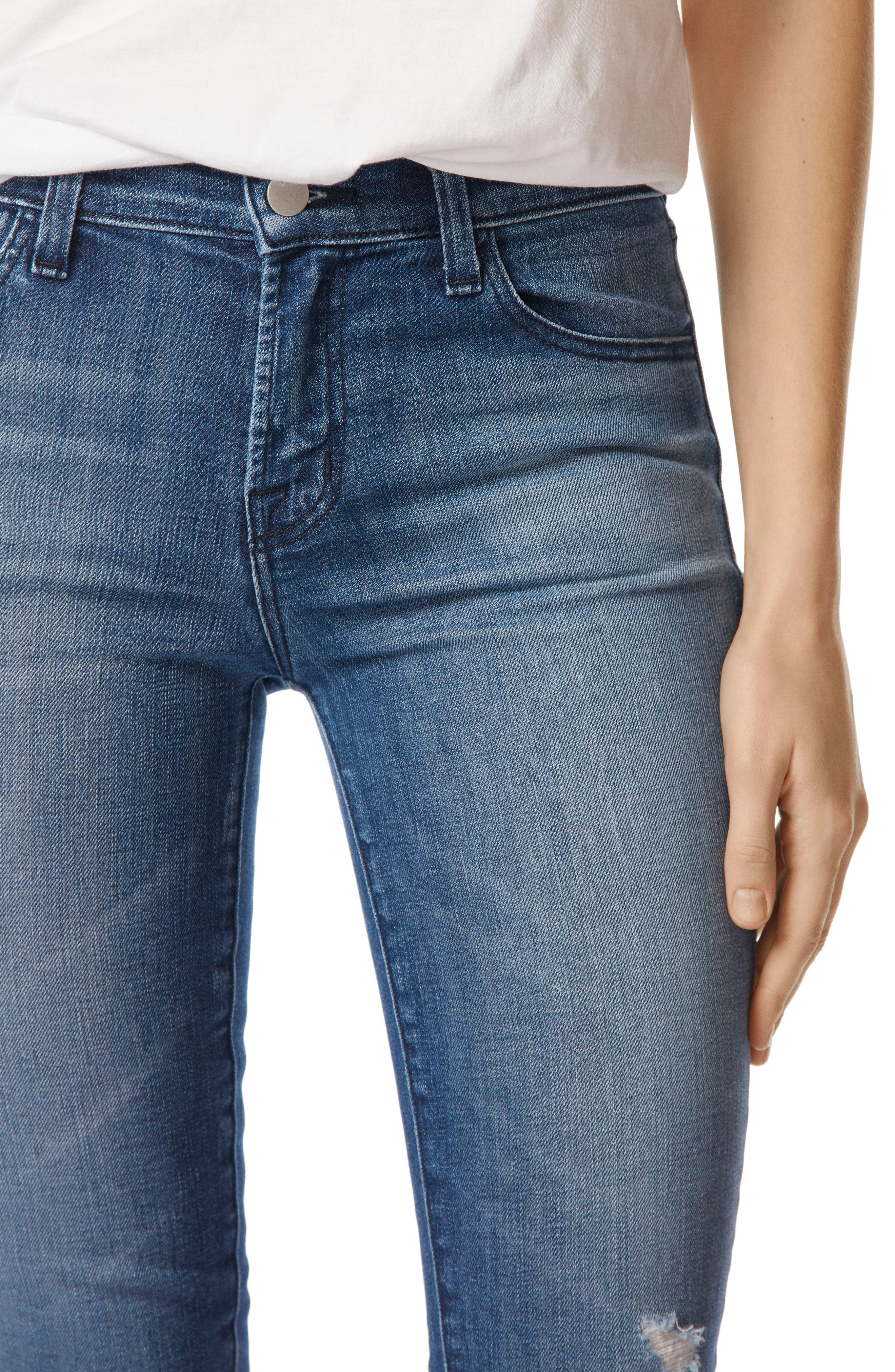 620 Mid Rise Super Skinny Jeans,                             Alternate thumbnail 14, color,