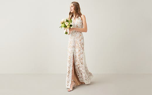 Women S Lace Wedding Dresses Amp Bridal Gowns Nordstrom