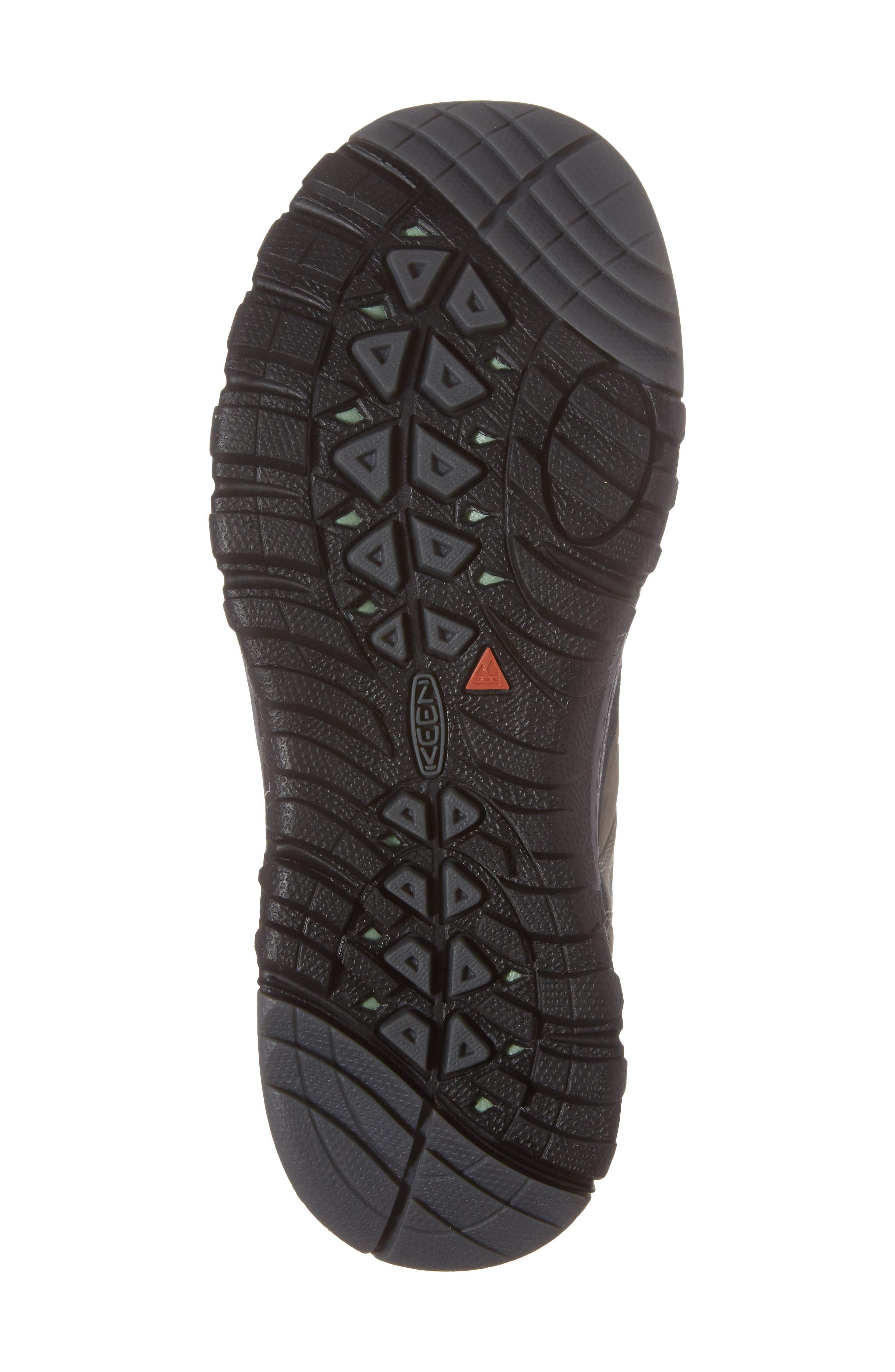 Terradora Leather Waterproof Hiking Boot,                             Alternate thumbnail 6, color,                             MUSHROOM NUBUCK LEATHER