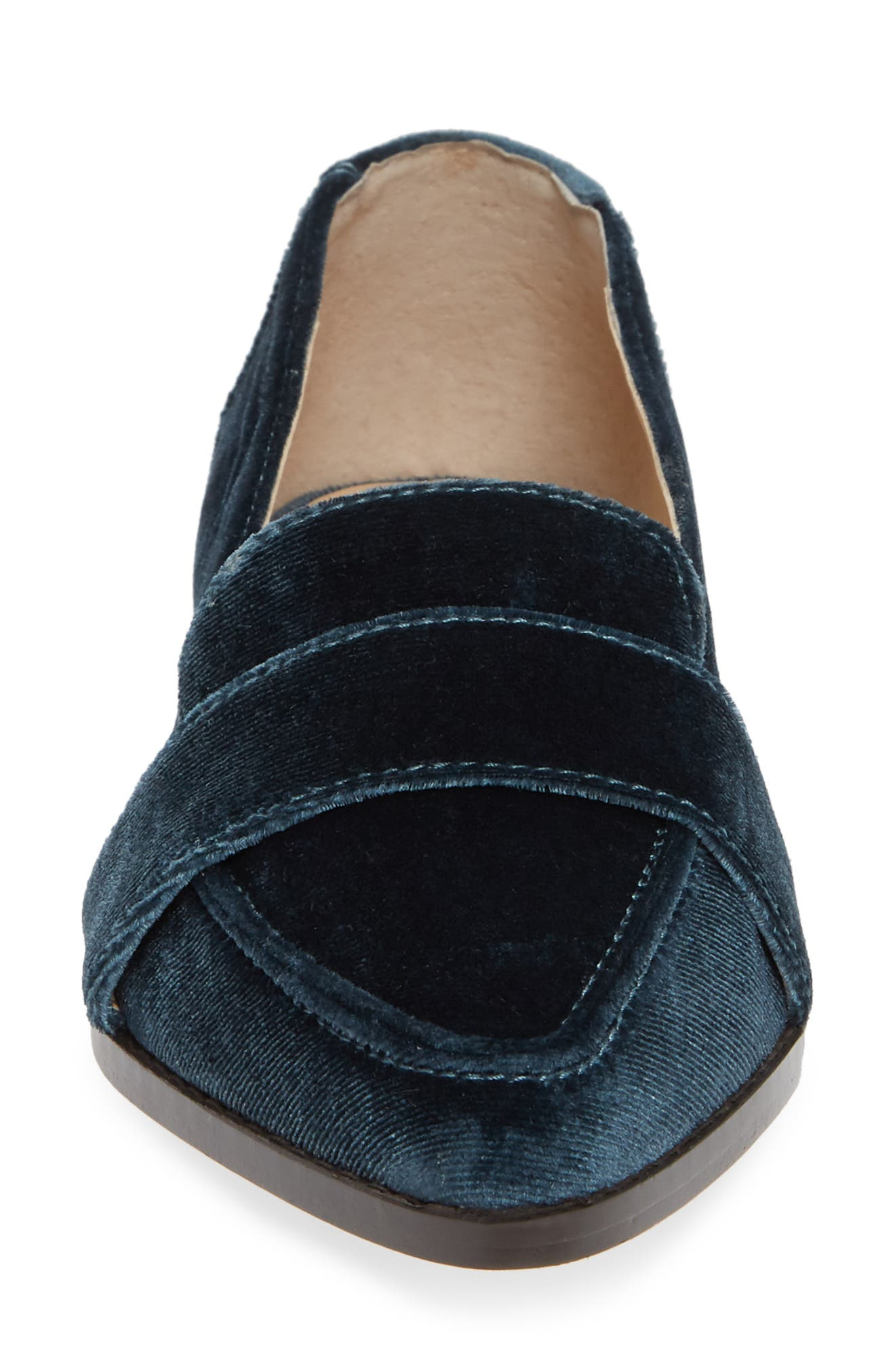 Edie Pointy Toe Loafer,                             Alternate thumbnail 34, color,