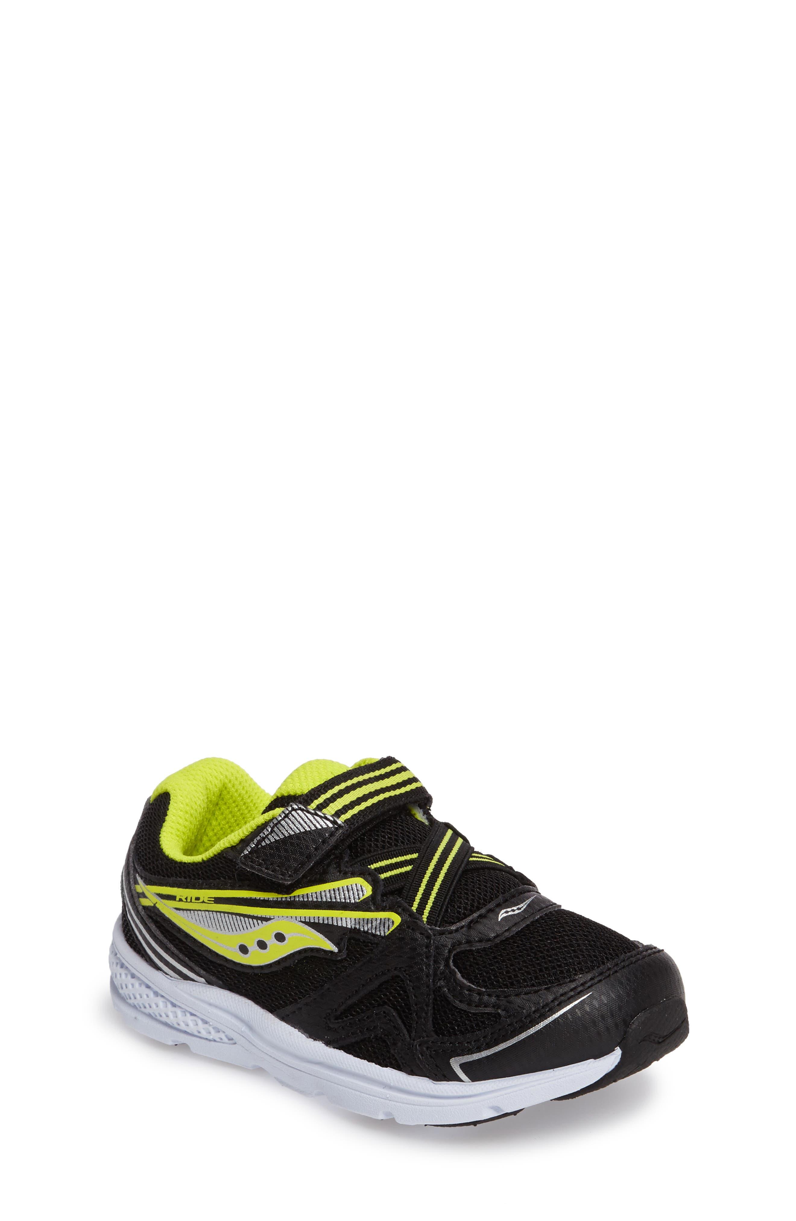 Baby Ride Sneaker,                         Main,                         color, 001