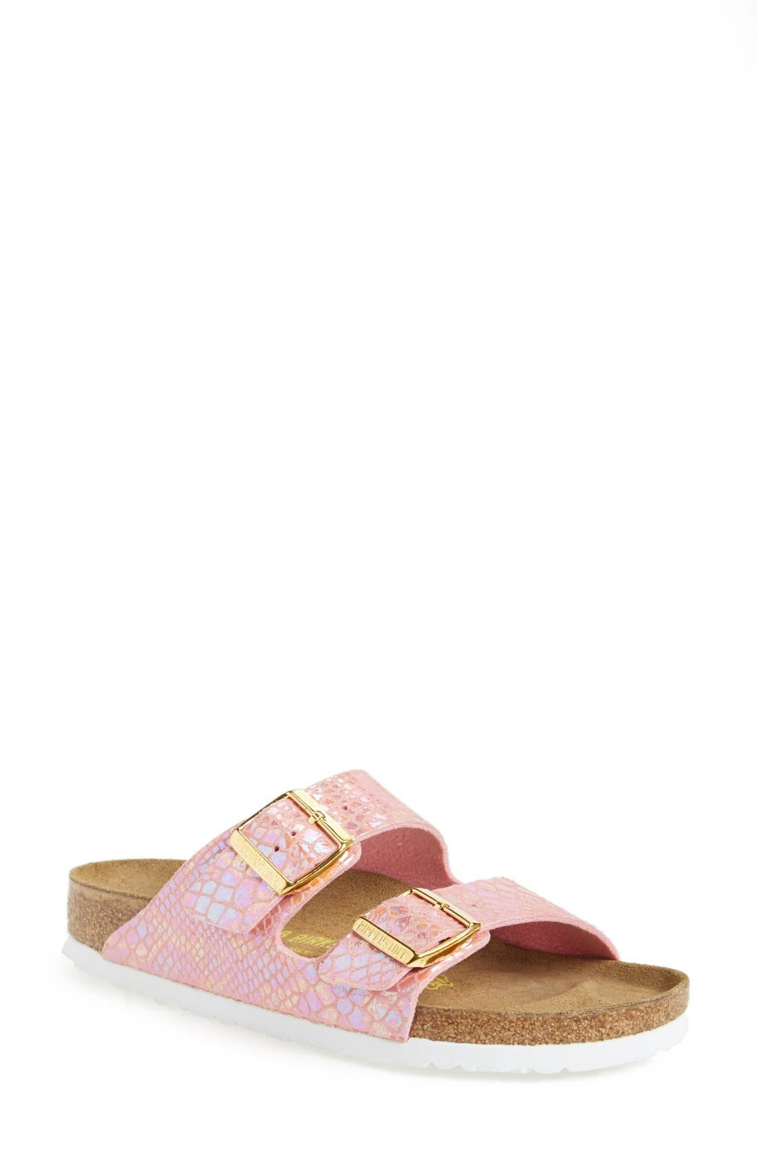 Papillio by Birkenstock 'Arizona' Birko-Flor Sandal,                             Main thumbnail 12, color,