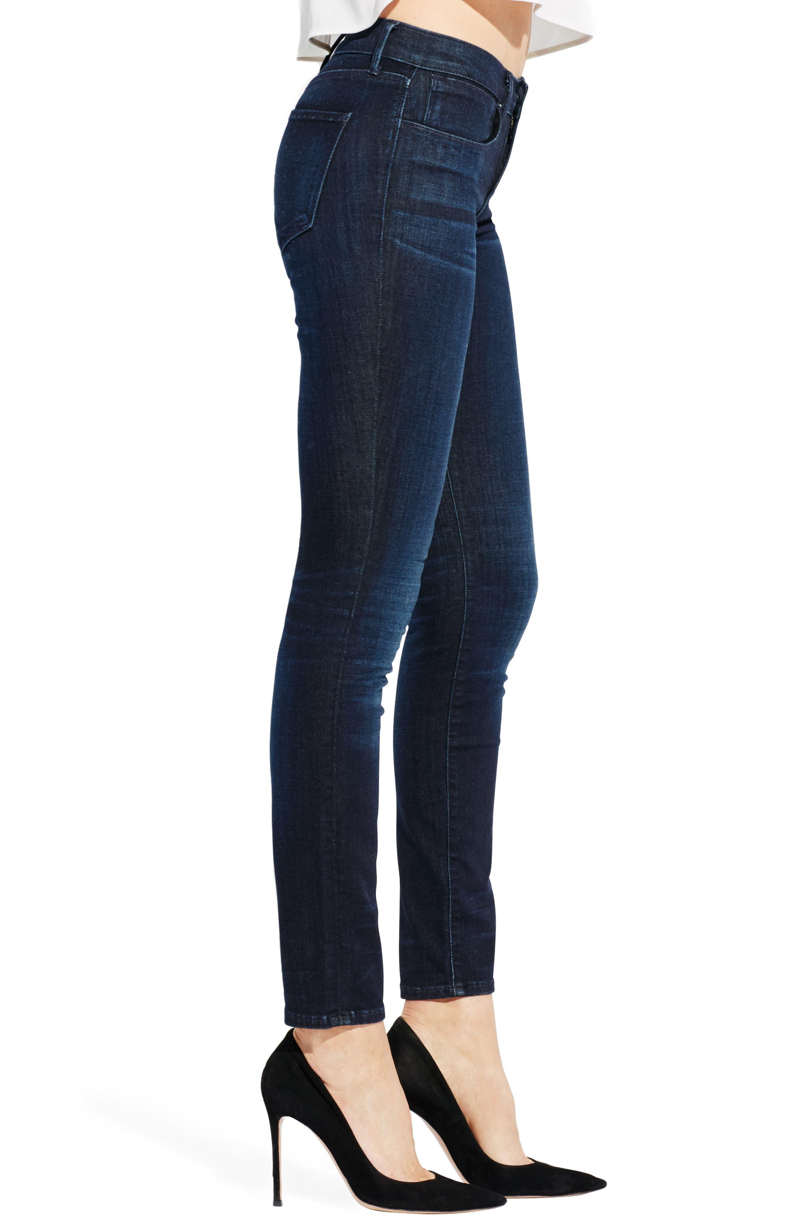 The Skinny Jacs Skinny Jeans,                             Alternate thumbnail 6, color,                             400